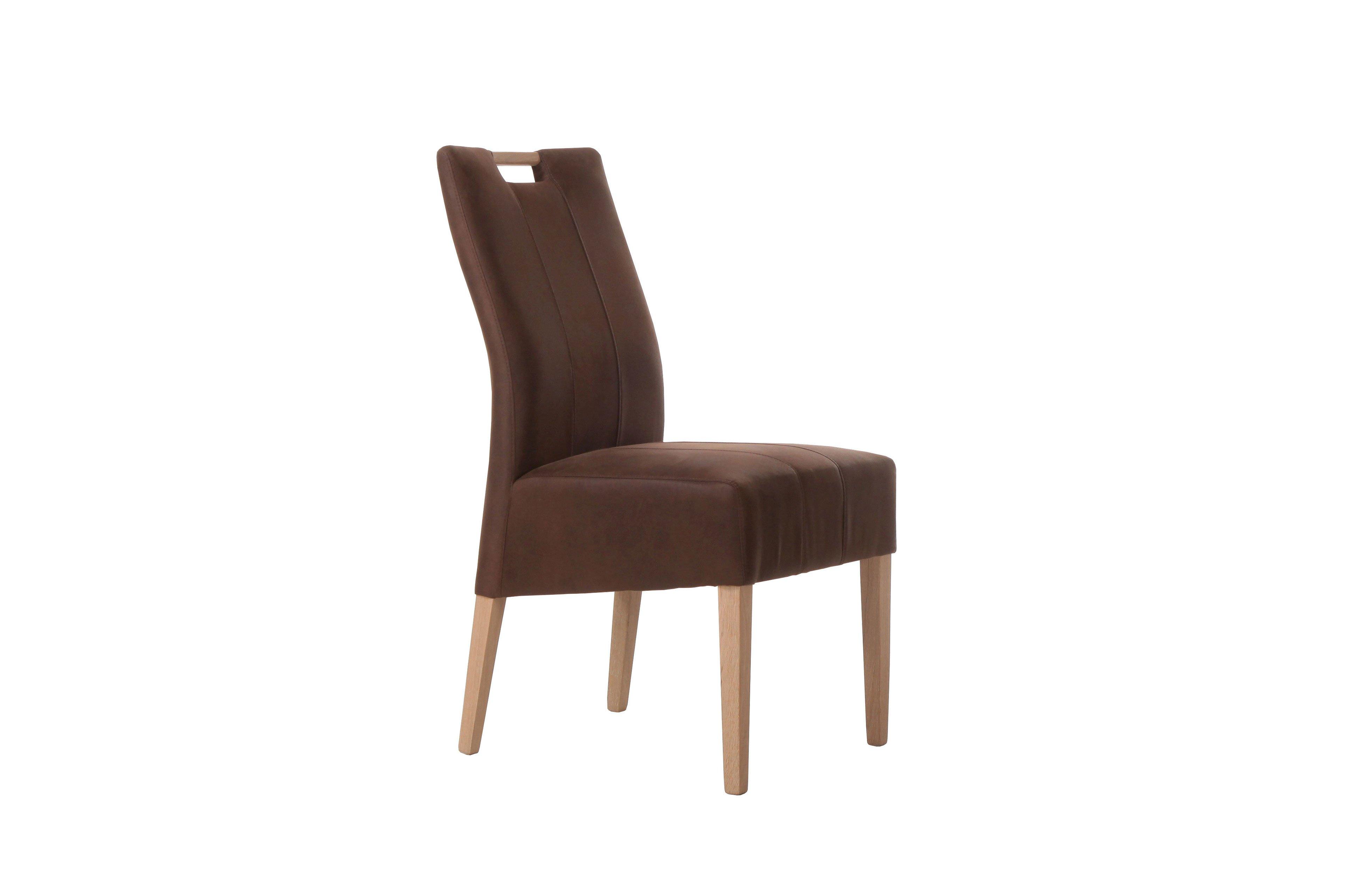 Sympathisch Polsterstuhl Eiche Dekoration Von Vigo 1 Von Standard Furniture - Stuhl