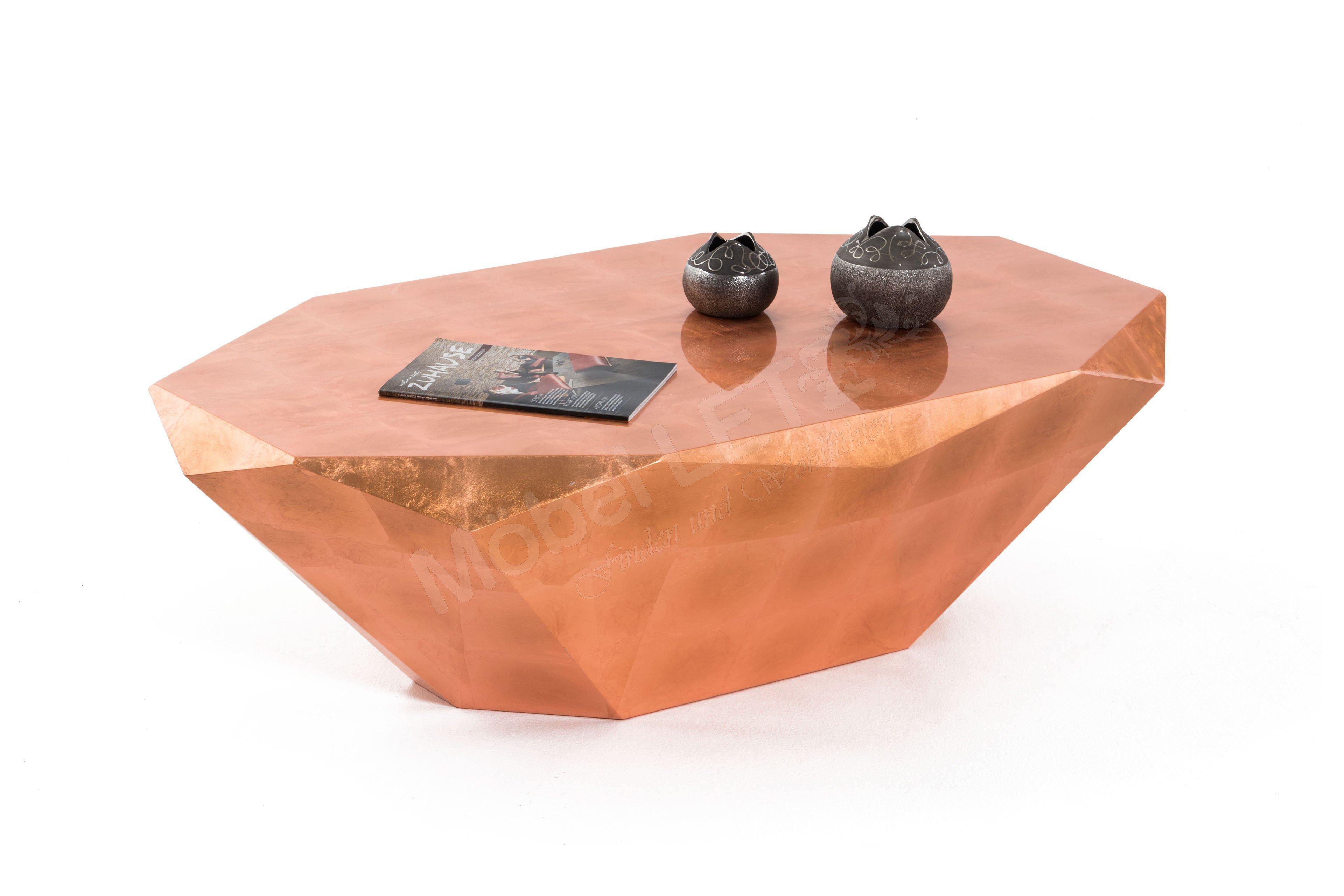 Kupfer Möbel bretz couchtisch stealth j145k kupfer möbel letz ihr