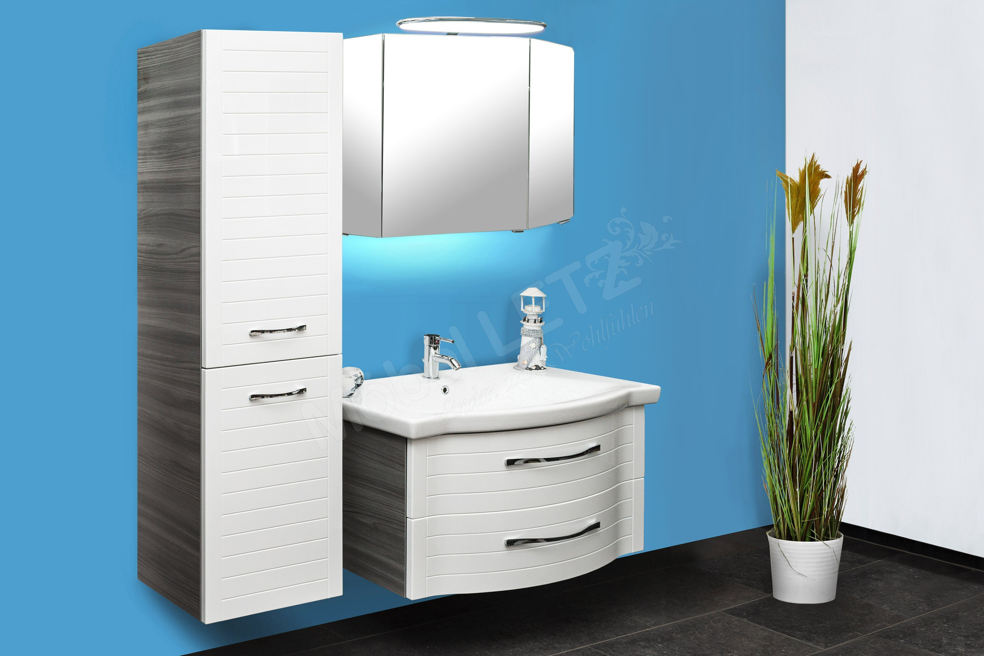 badezimmer solitaire 6020 von pelipal m bel letz ihr. Black Bedroom Furniture Sets. Home Design Ideas