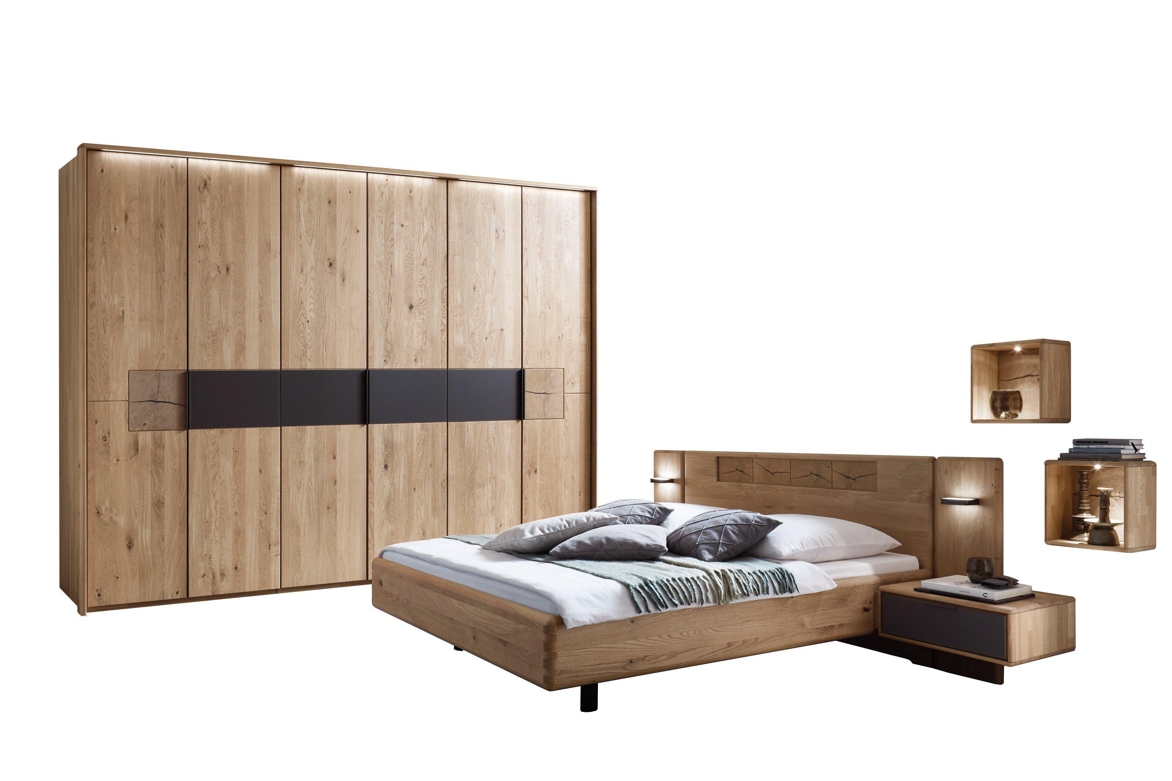 Wöstmann WSM 1600 Schlafzimmer Wildeiche   Möbel Letz - Ihr Online-Shop