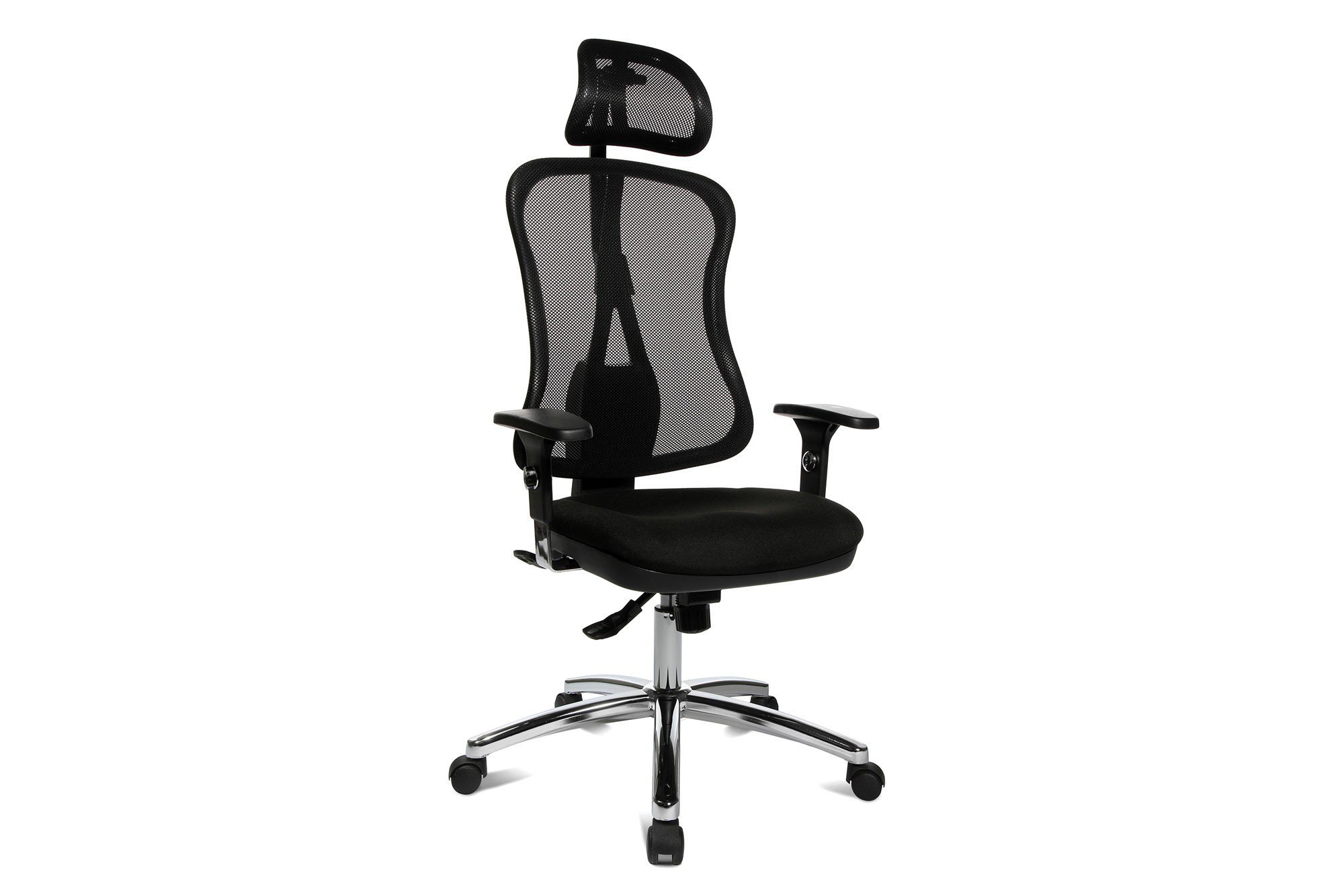Topstar Drehstuhl Linea 45 schwarz   Möbel Letz - Ihr Online-Shop