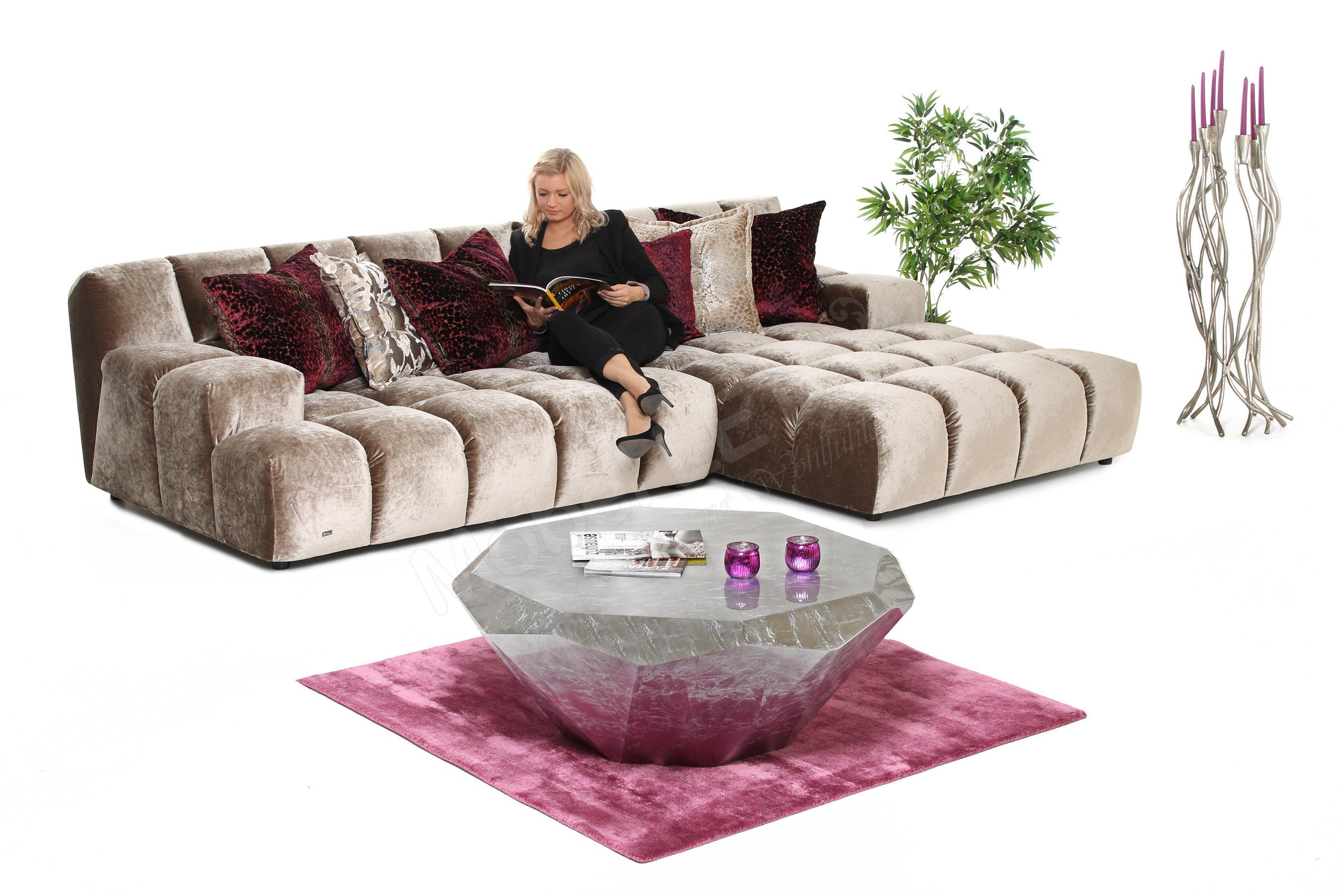 bretz ocean 7 ecksofa austernpilz m bel letz ihr online shop. Black Bedroom Furniture Sets. Home Design Ideas