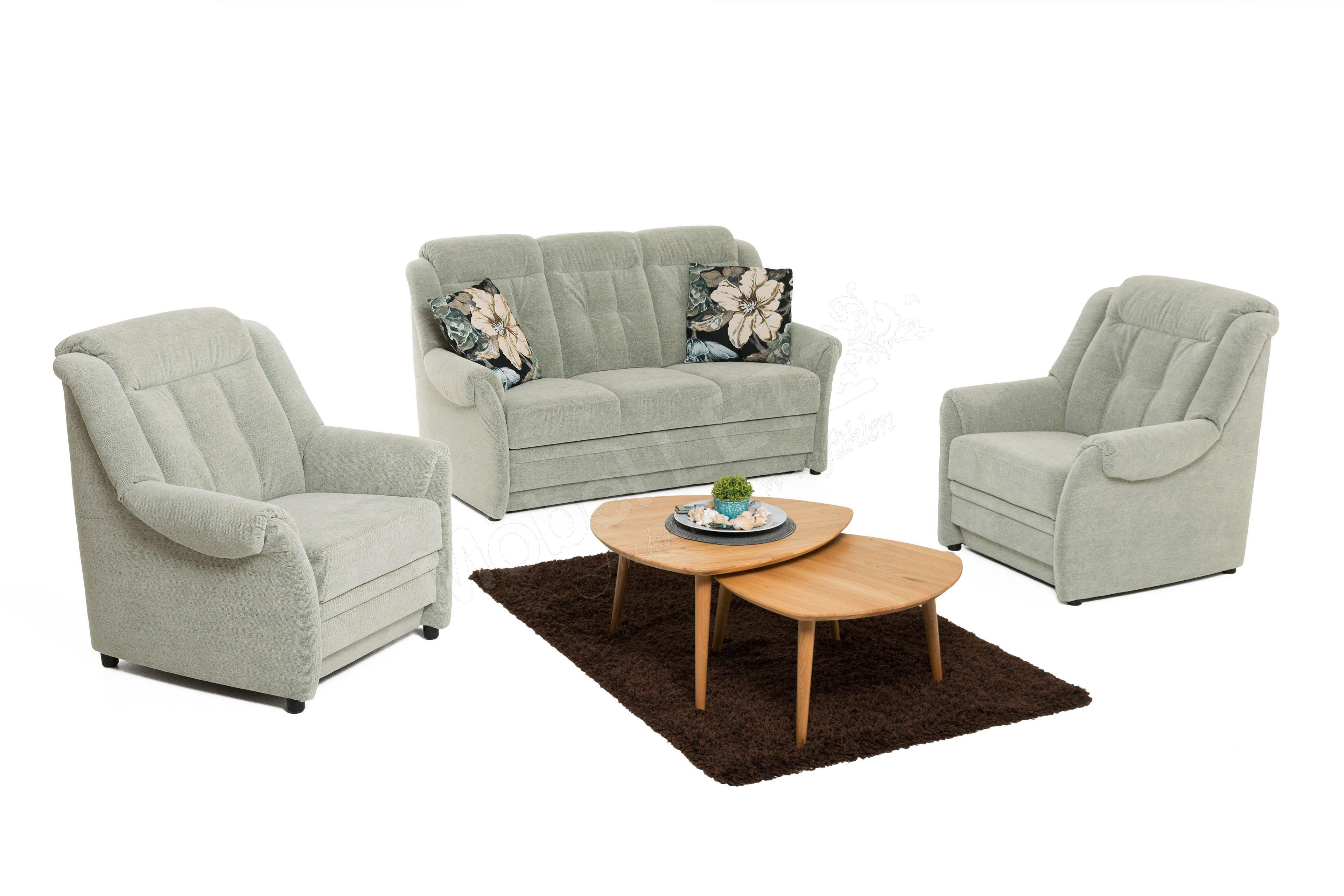 pm oelsa andorra sofagruppe in mint m bel letz ihr online shop. Black Bedroom Furniture Sets. Home Design Ideas