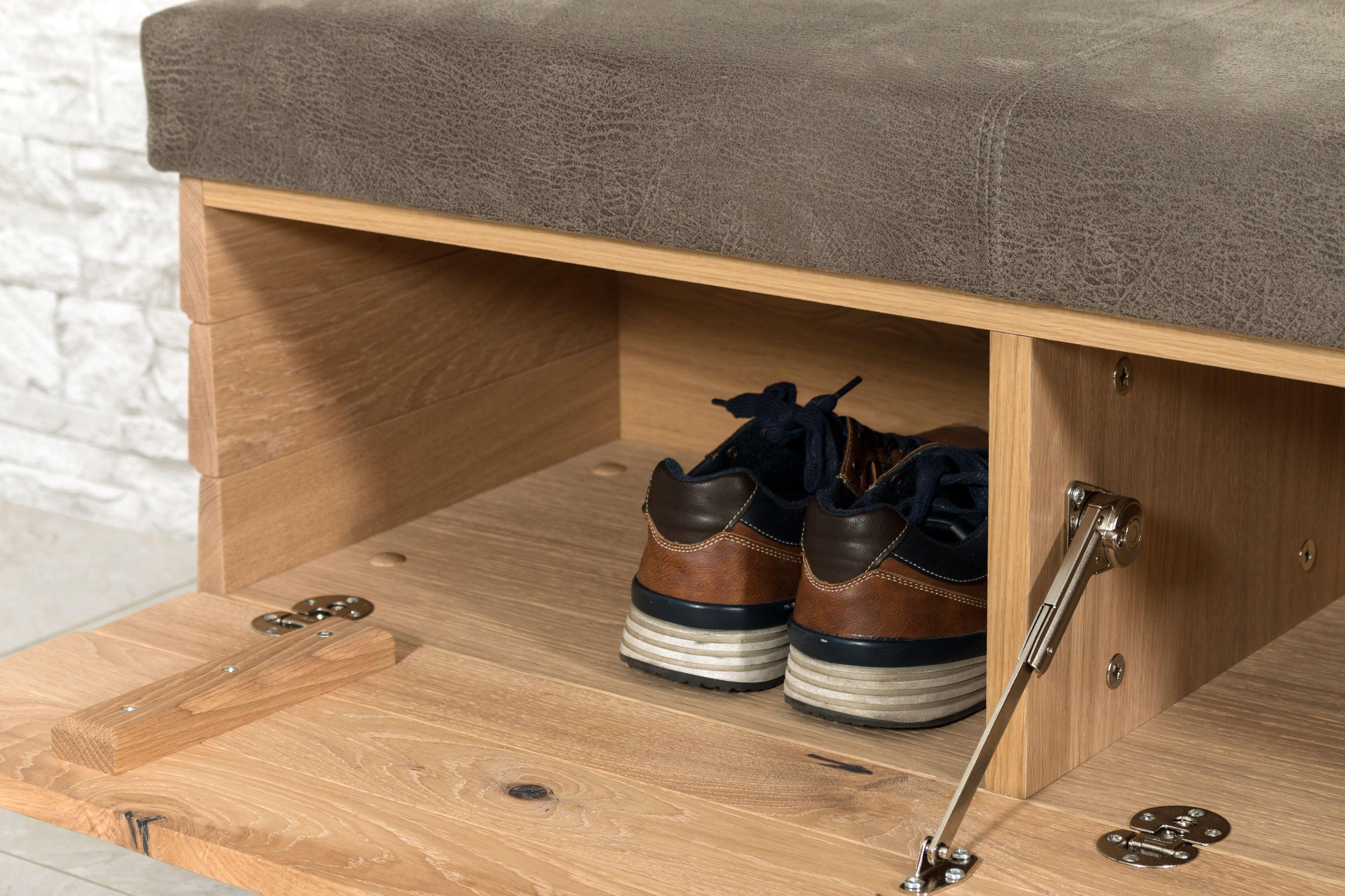 voglauer garderobe v organo orlinda mit eisenakzent m bel letz ihr online shop. Black Bedroom Furniture Sets. Home Design Ideas