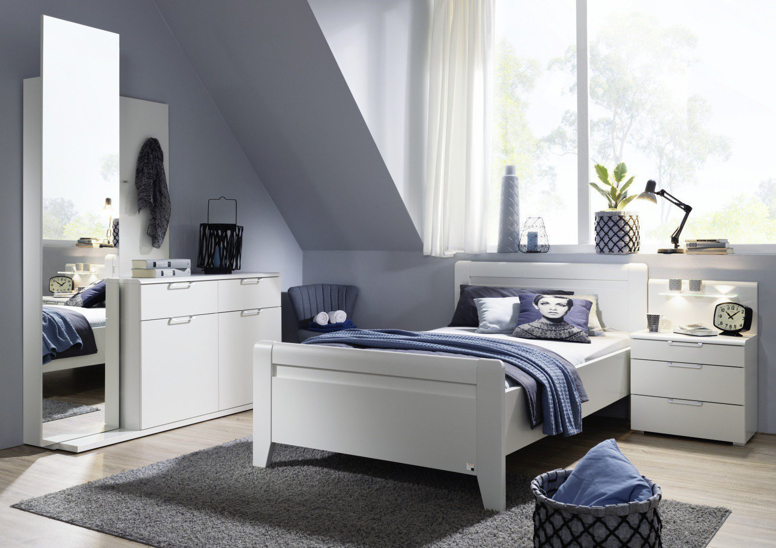 rauch victoria einzelbett seniorengeeignet m bel letz ihr online shop. Black Bedroom Furniture Sets. Home Design Ideas