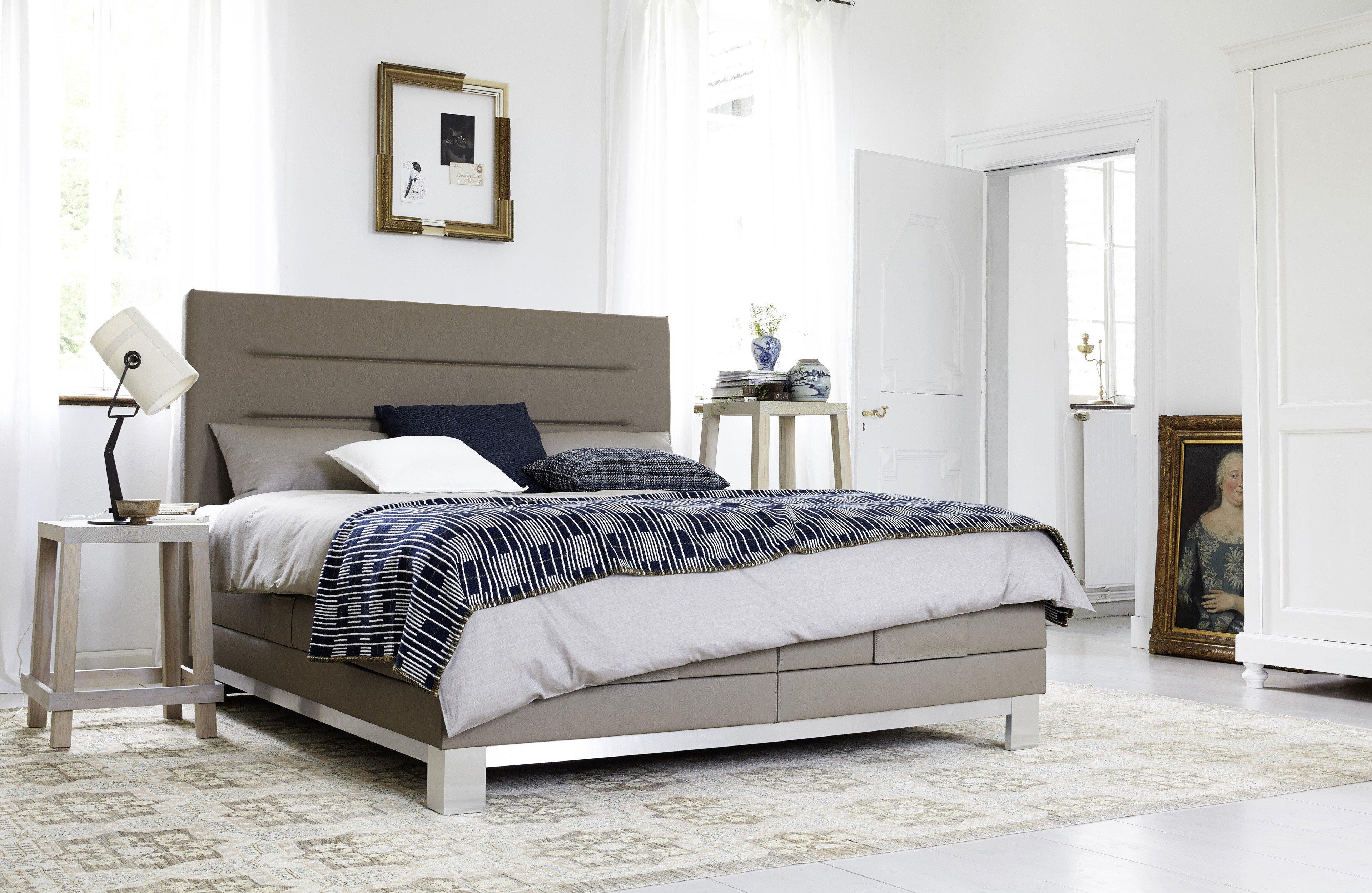 boxspringbett figarow von schlaraffia in mocca mit motor m bel letz ihr online shop. Black Bedroom Furniture Sets. Home Design Ideas