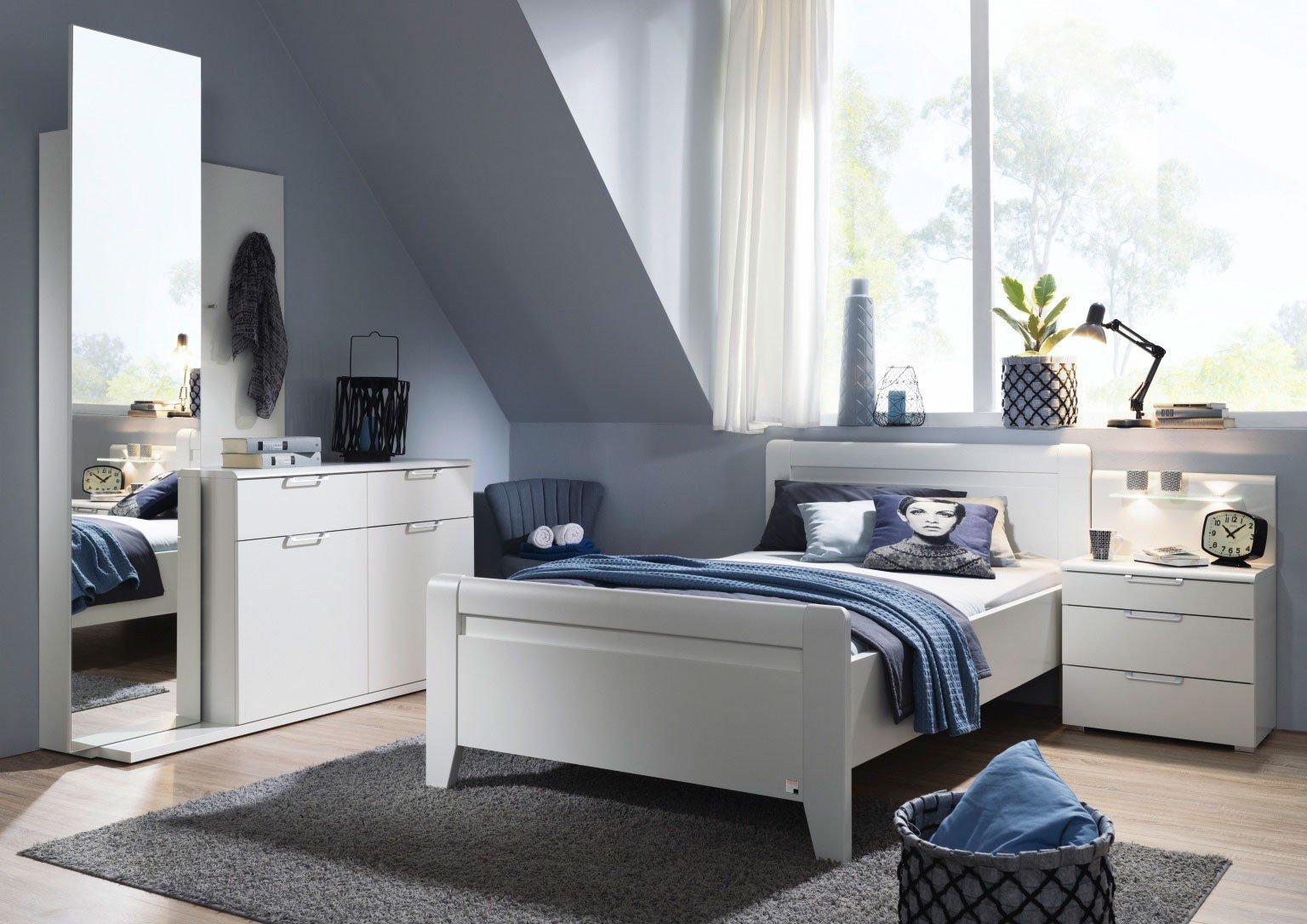 Gewaltig Einzelbett Weiß Dekoration Von Victoria Von Rauch Steffen - Weiß In