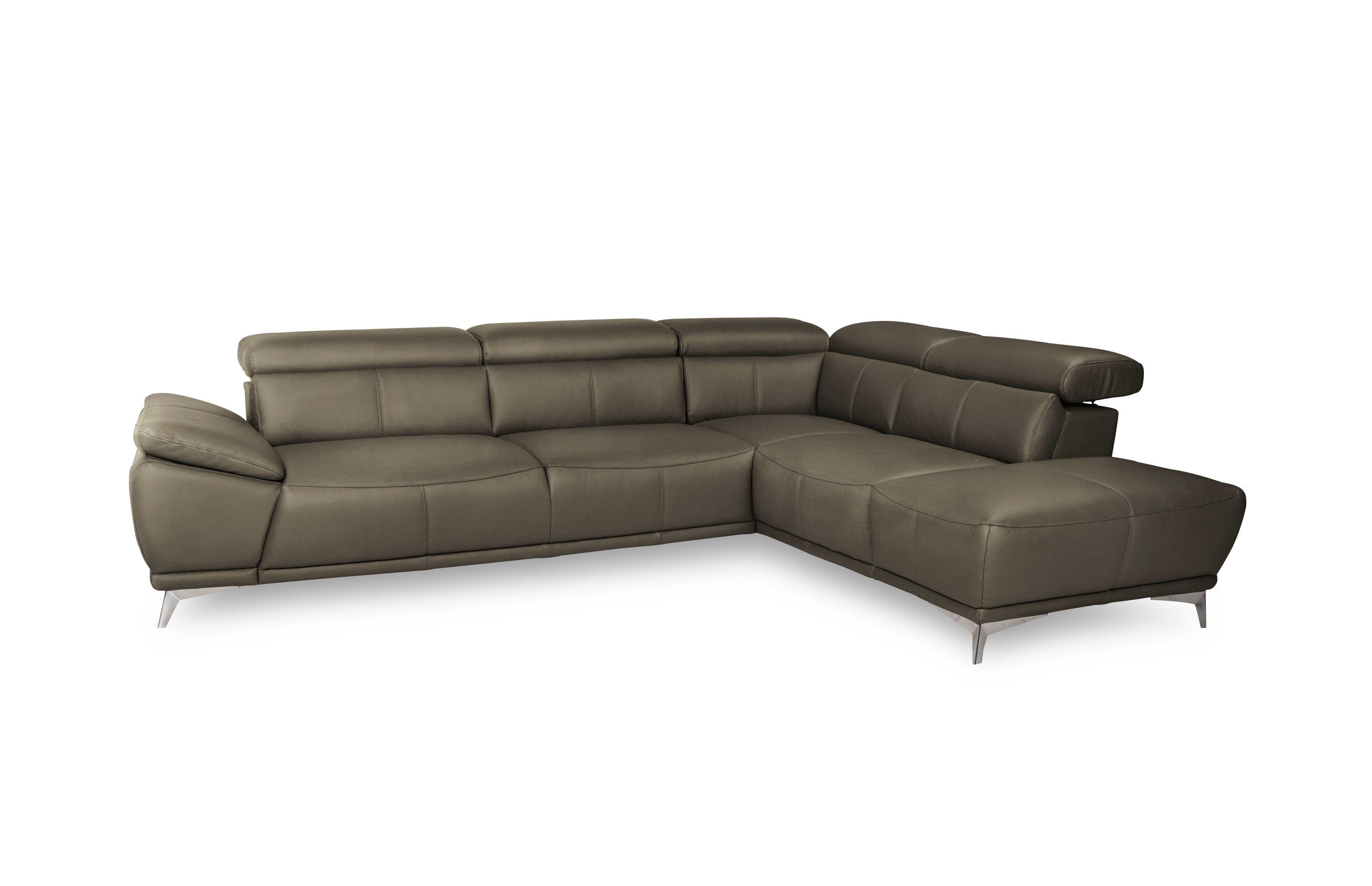 cotta felipe couchgarnitur in gr n braun m bel letz ihr online shop. Black Bedroom Furniture Sets. Home Design Ideas
