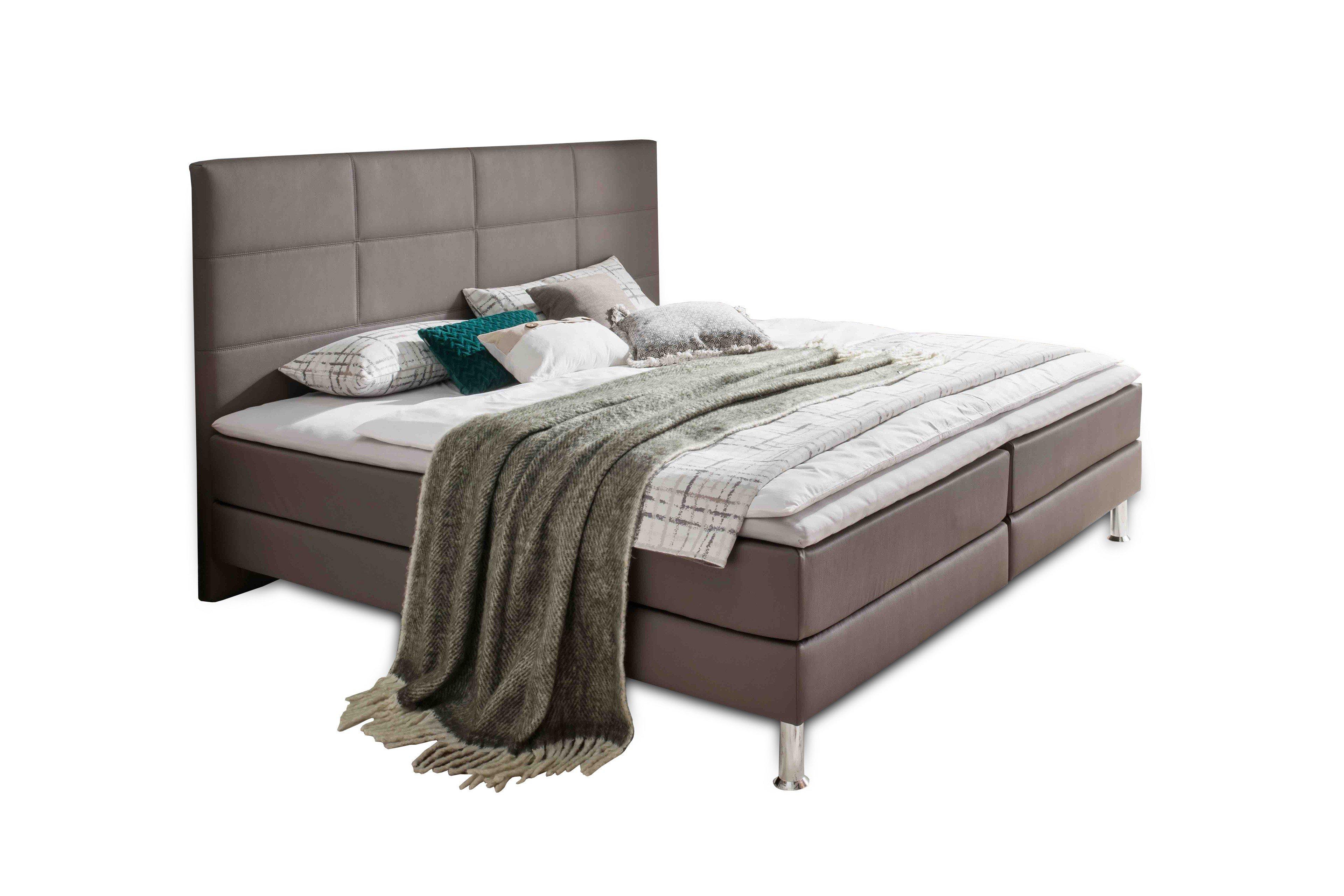 otten boxspringbett prag kt504 mit kastensteppung m bel letz ihr online shop. Black Bedroom Furniture Sets. Home Design Ideas