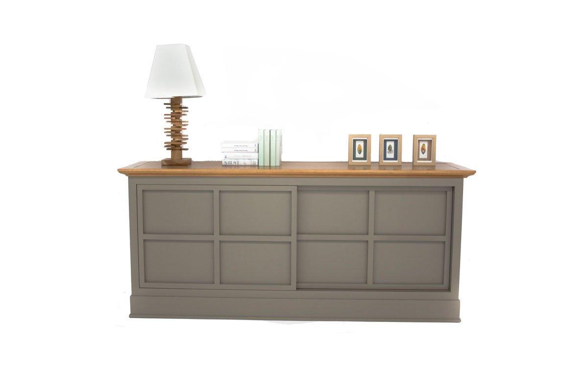 rojas mobiliario sideboard urban class pinie grau m bel letz ihr online shop. Black Bedroom Furniture Sets. Home Design Ideas