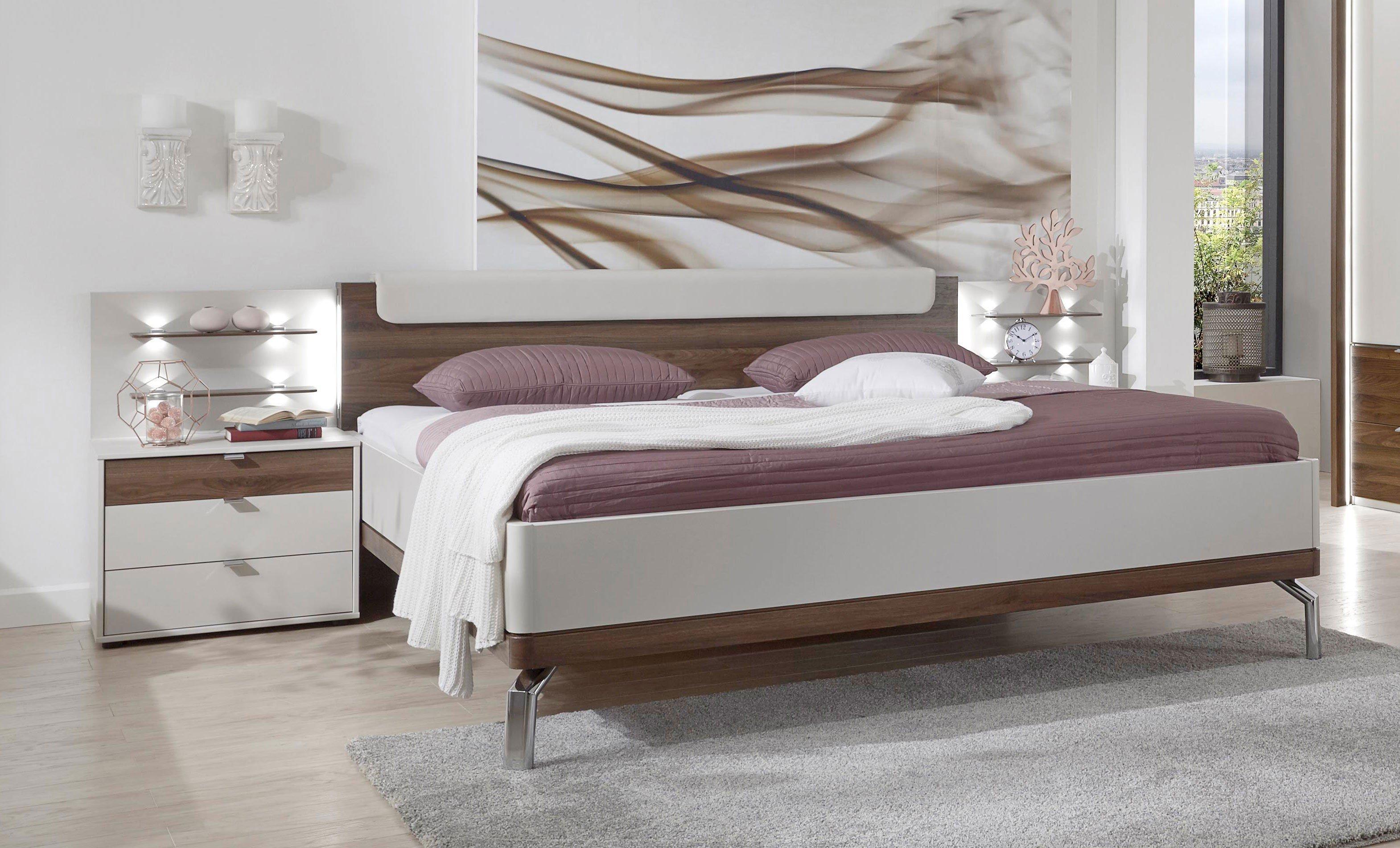 wiemann catania schlafzimmer-set 4-teilig | möbel letz - ihr