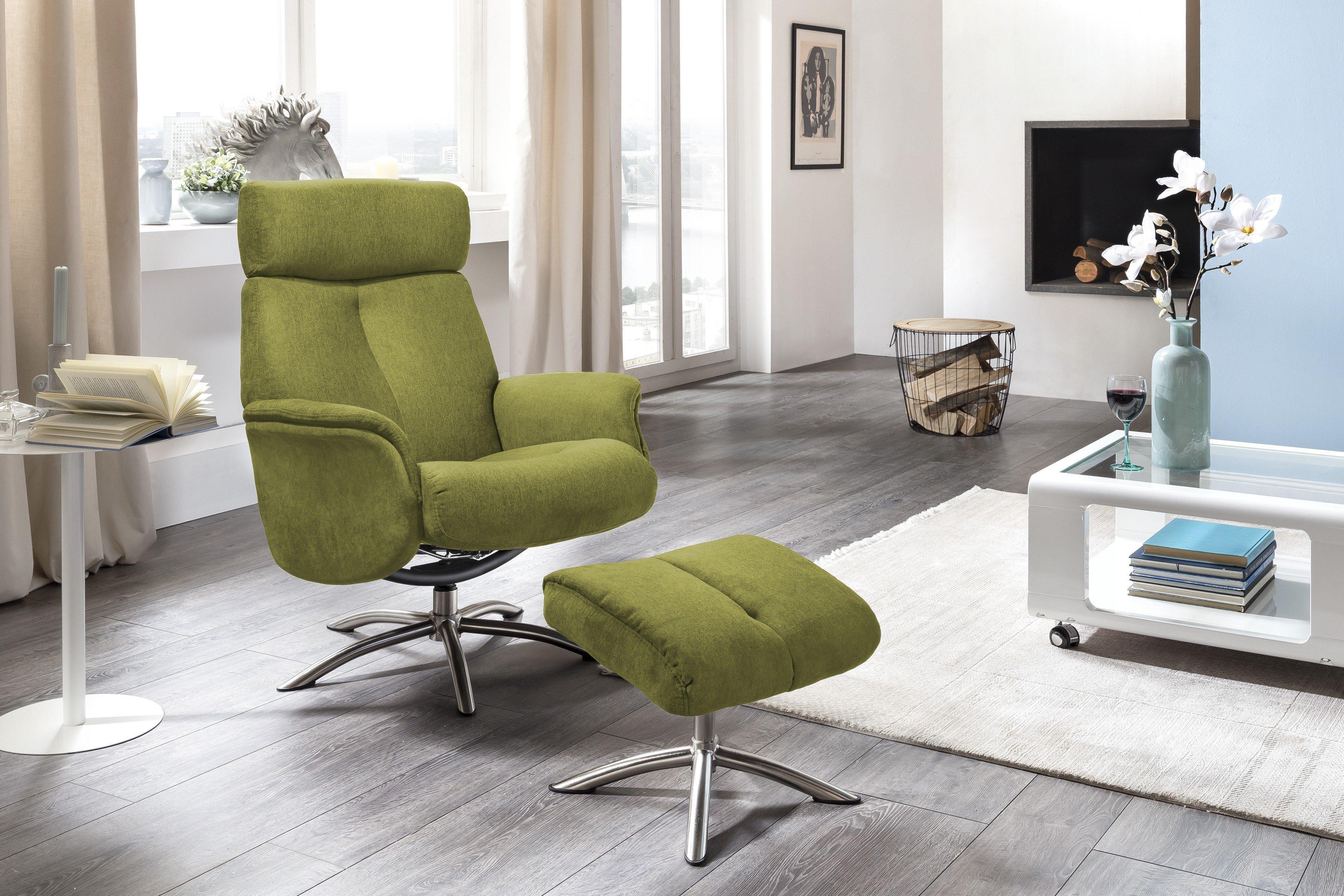 cotta grace tv sessel in gr n m bel letz ihr online shop. Black Bedroom Furniture Sets. Home Design Ideas
