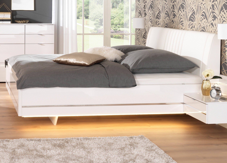 Wellemöbel Glamour Bett mit Swarovski Elements | Möbel Letz - Ihr ...