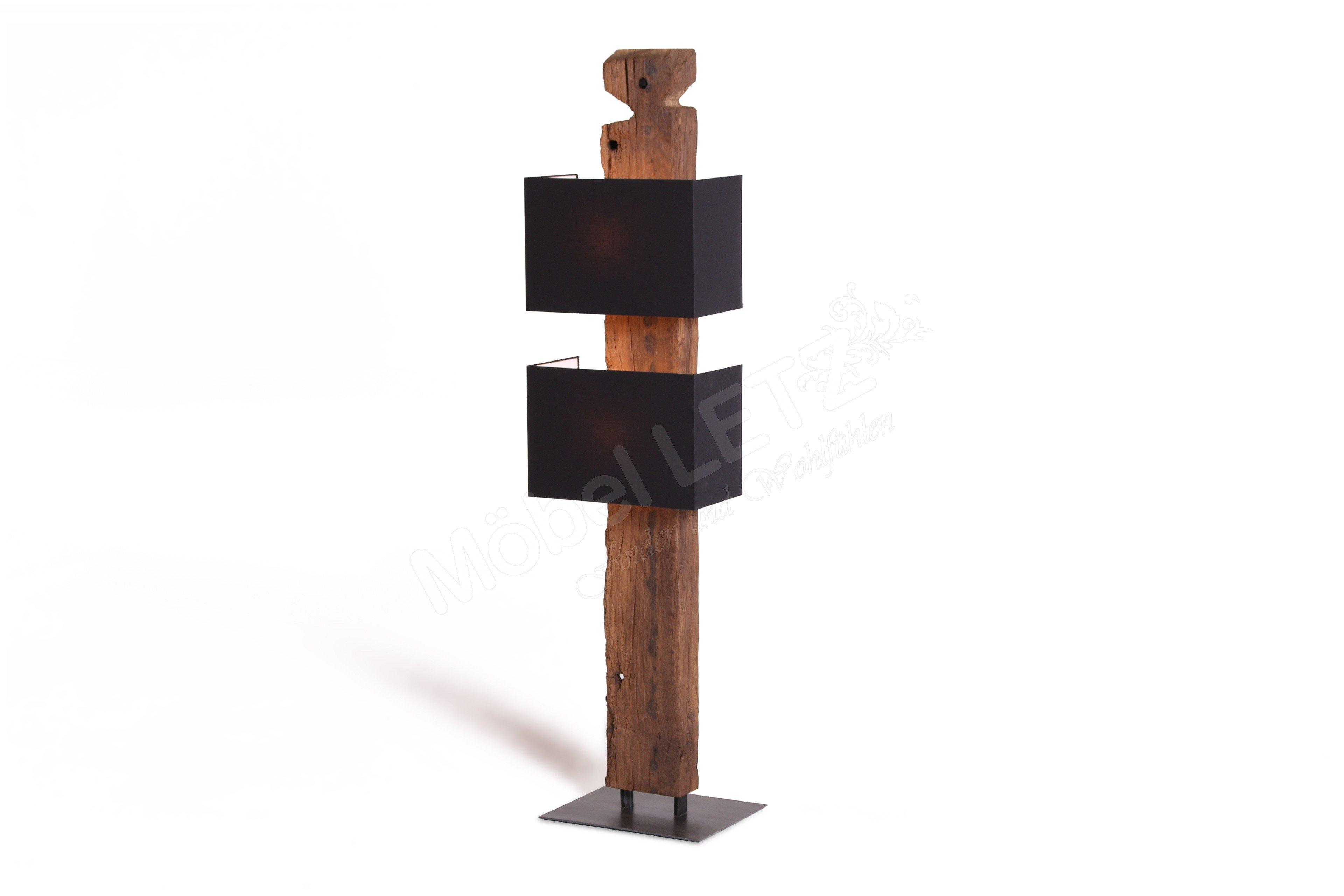 Sprenger Stehlampe Largo 12 35 Holzbalken Mobel Letz Ihr