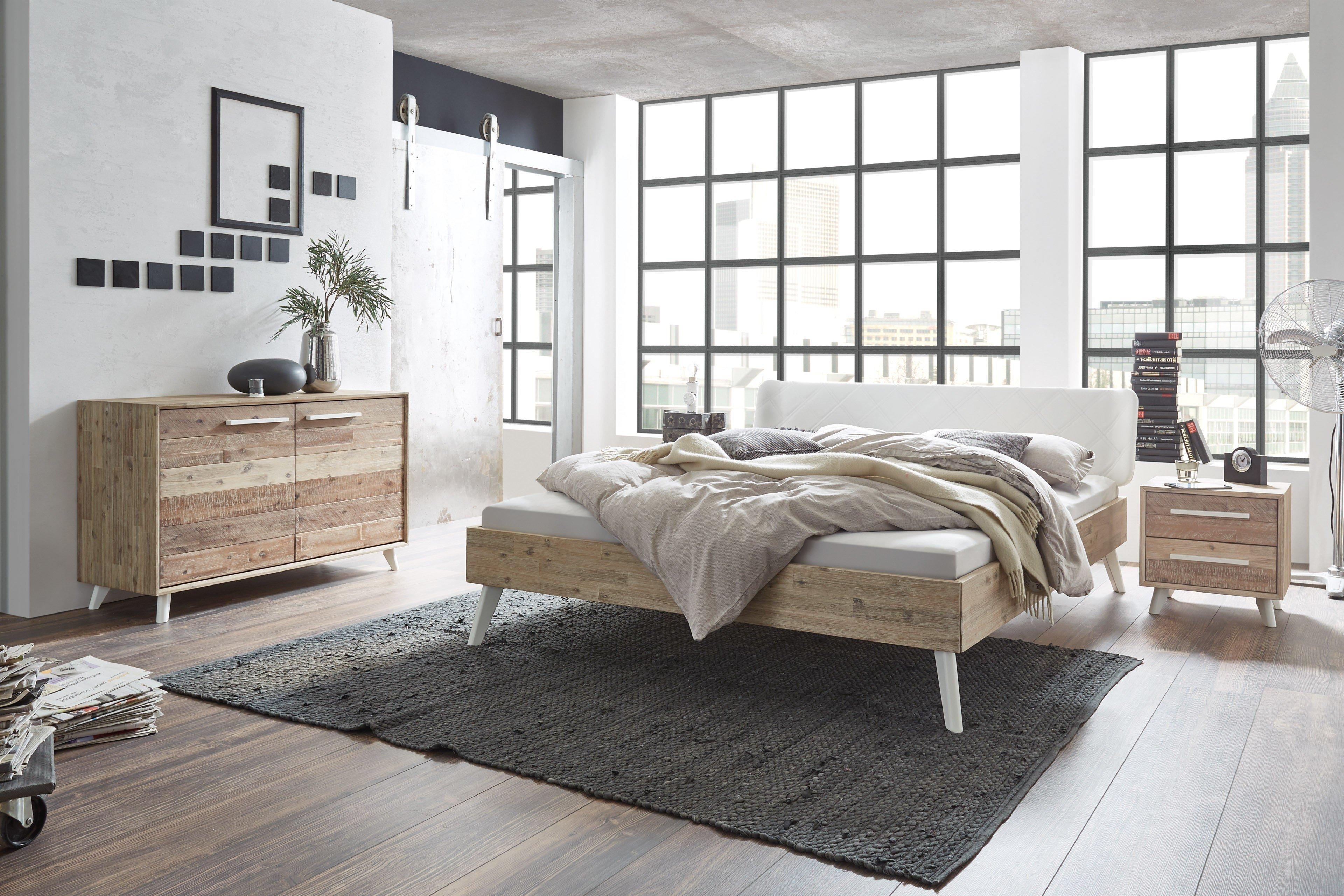 weisse betten holz doppelbett x gnstig mit material rahmen aus holz und komplett mit weien. Black Bedroom Furniture Sets. Home Design Ideas