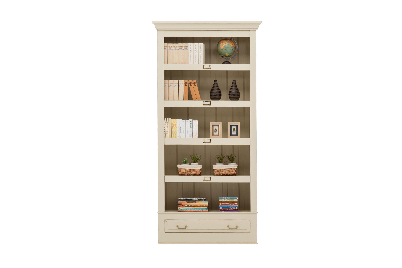 rojas mobiliario b cherregal urban class pinie elfenbein m bel letz ihr online shop. Black Bedroom Furniture Sets. Home Design Ideas