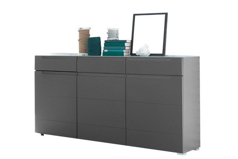 Sideboard Grau hbz meble sideboard tiger in grau möbel letz ihr shop