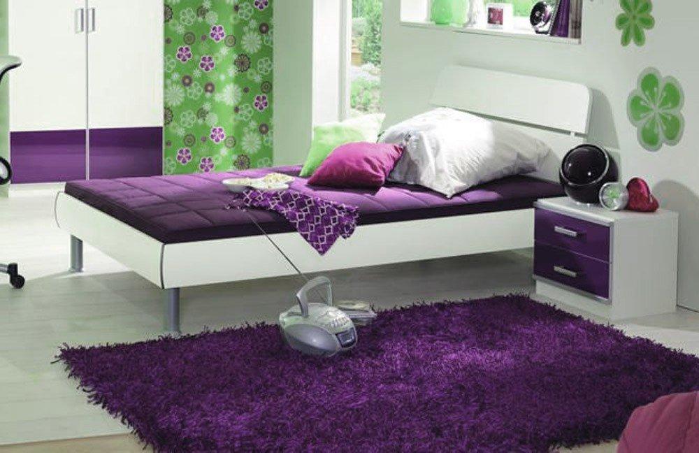 wellem bel finn jugendzimmer wei lila m bel letz ihr online shop. Black Bedroom Furniture Sets. Home Design Ideas