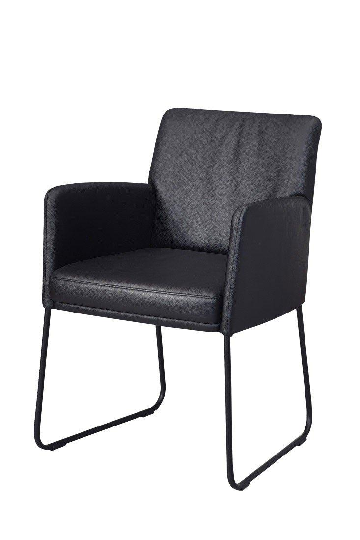 k w sessel 6265 in schwarz m bel letz ihr online shop. Black Bedroom Furniture Sets. Home Design Ideas