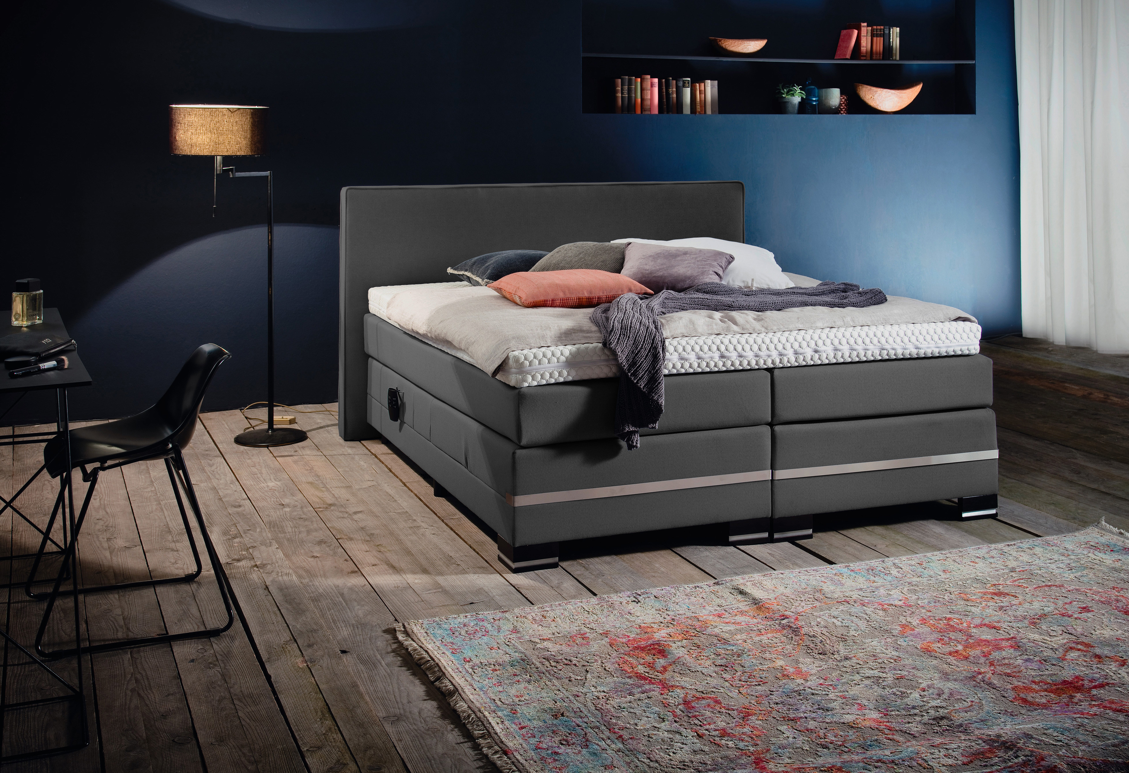 van landschoot boxspringbett anna 180 motorisch m bel letz ihr online shop. Black Bedroom Furniture Sets. Home Design Ideas