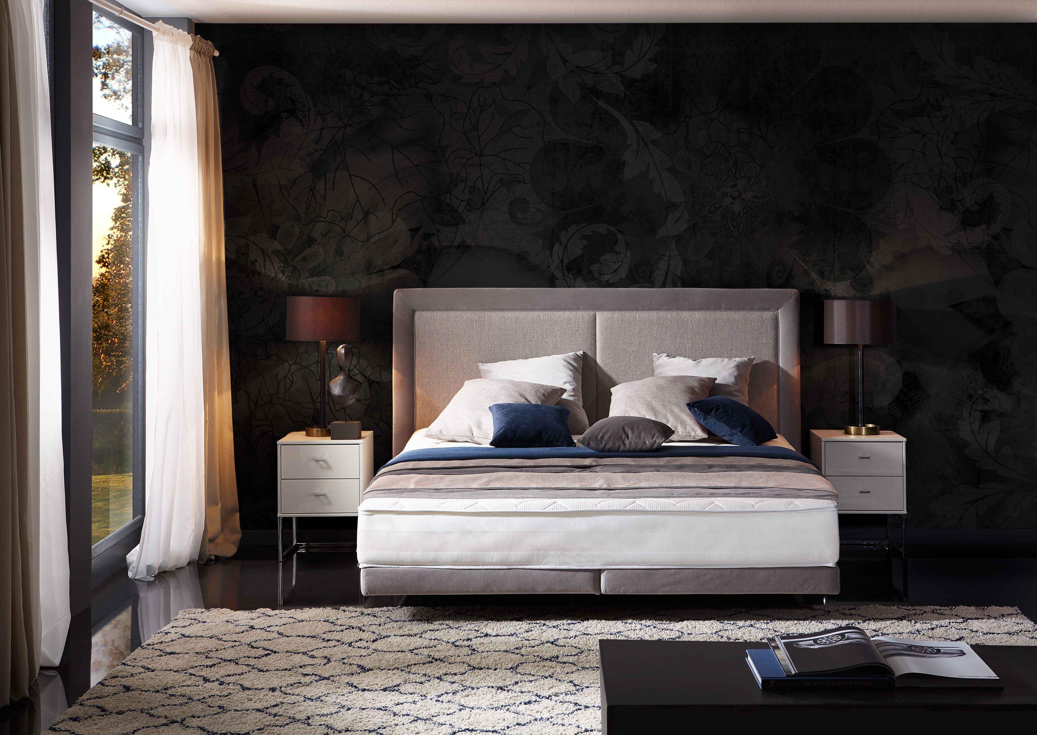 otten boxspringbett wien silber edition matratze m bel letz ihr online shop. Black Bedroom Furniture Sets. Home Design Ideas