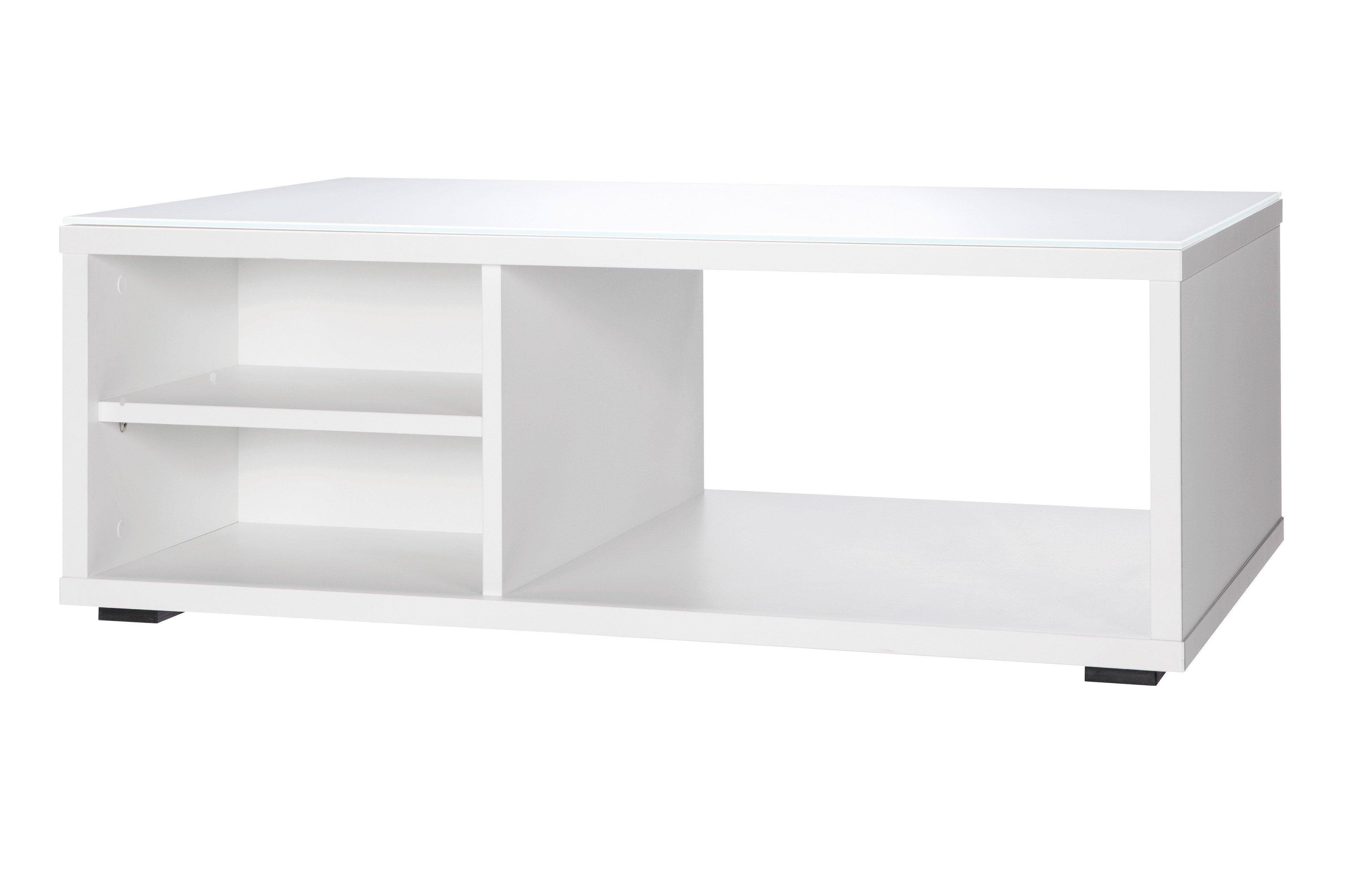 cs schmalm bel couchtisch cleo wei m bel letz ihr. Black Bedroom Furniture Sets. Home Design Ideas