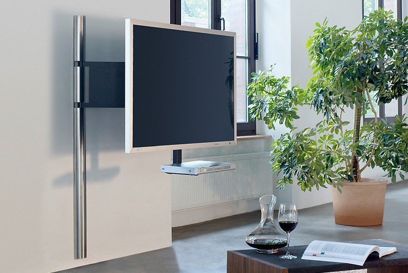 wissmann tv halter solution art123 schwenkbar m bel letz ihr online shop. Black Bedroom Furniture Sets. Home Design Ideas