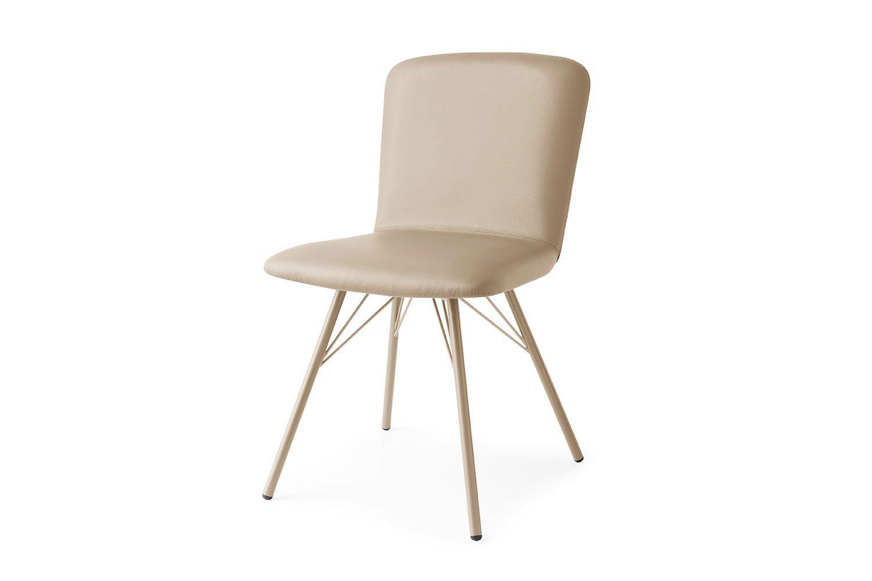connubia by calligaris stuhl emma haselnussbraun m bel letz ihr online shop. Black Bedroom Furniture Sets. Home Design Ideas