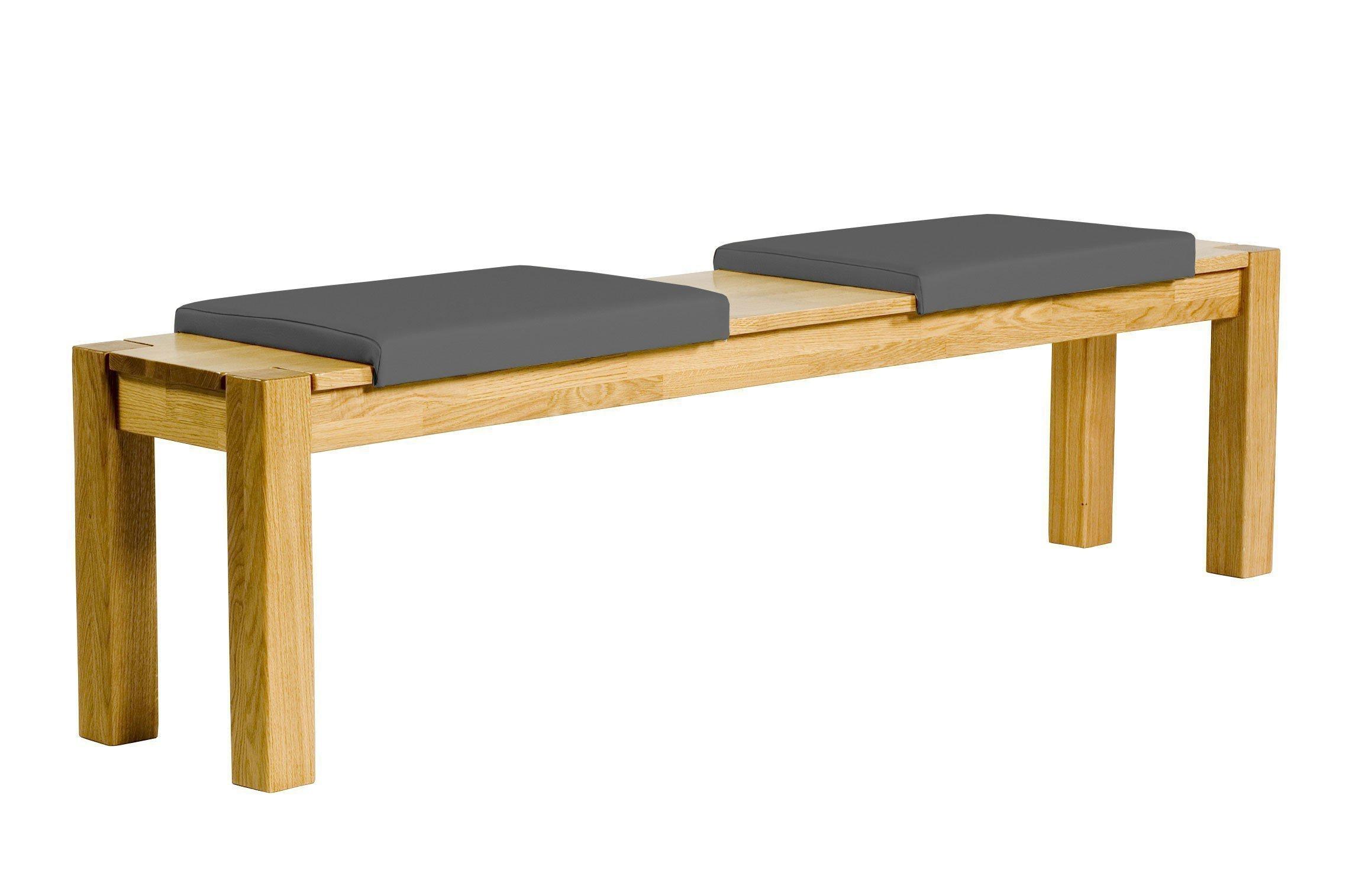 Verführerisch Bank Möbel Dekoration Von Timo 2 Von Standard Furniture - Eiche/