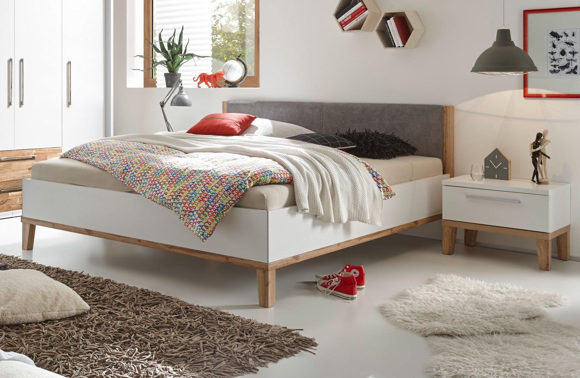schlafkontor air schlafzimmer wei eiche m bel letz ihr online shop. Black Bedroom Furniture Sets. Home Design Ideas