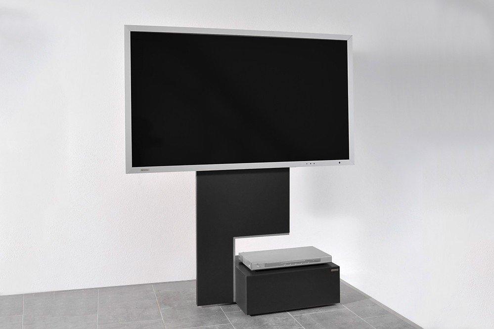 wissmann tv halter move art115 schwarz m bel letz ihr online shop. Black Bedroom Furniture Sets. Home Design Ideas