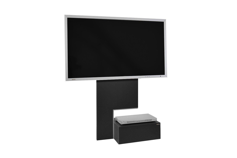 wissmann tv halter move art115 schwarz m bel letz ihr. Black Bedroom Furniture Sets. Home Design Ideas