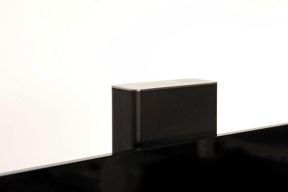 wissmann tv halter column art118 mit stahls ule m bel letz ihr online shop. Black Bedroom Furniture Sets. Home Design Ideas