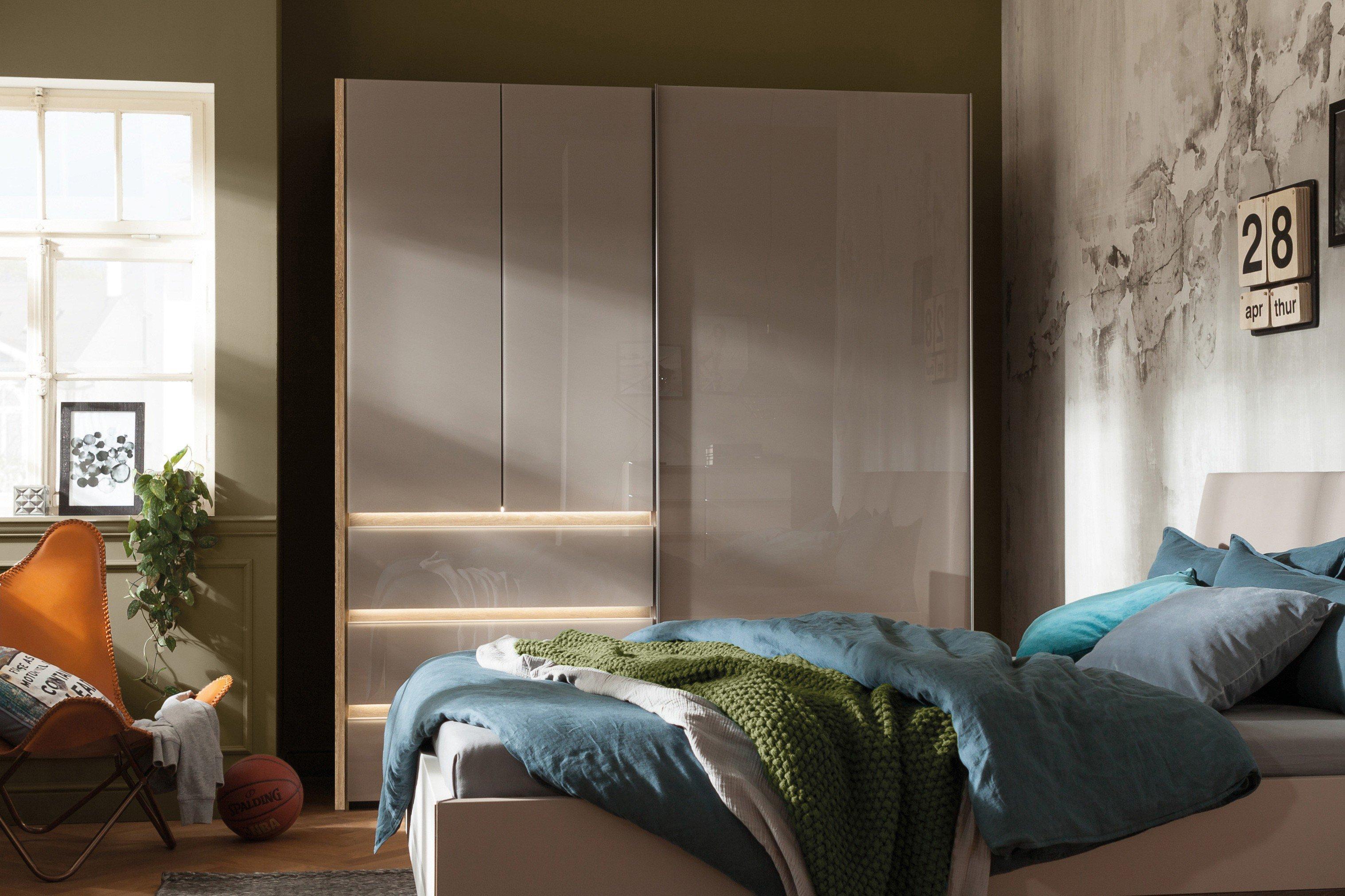Nolte concept me 320 Kleiderschrank Eiche-fango | Möbel Letz - Ihr ...