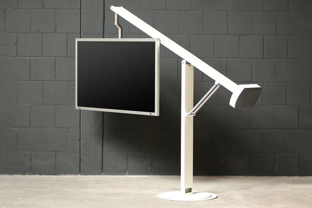 wissmann tv halter balance art131 wei m bel letz ihr online shop. Black Bedroom Furniture Sets. Home Design Ideas