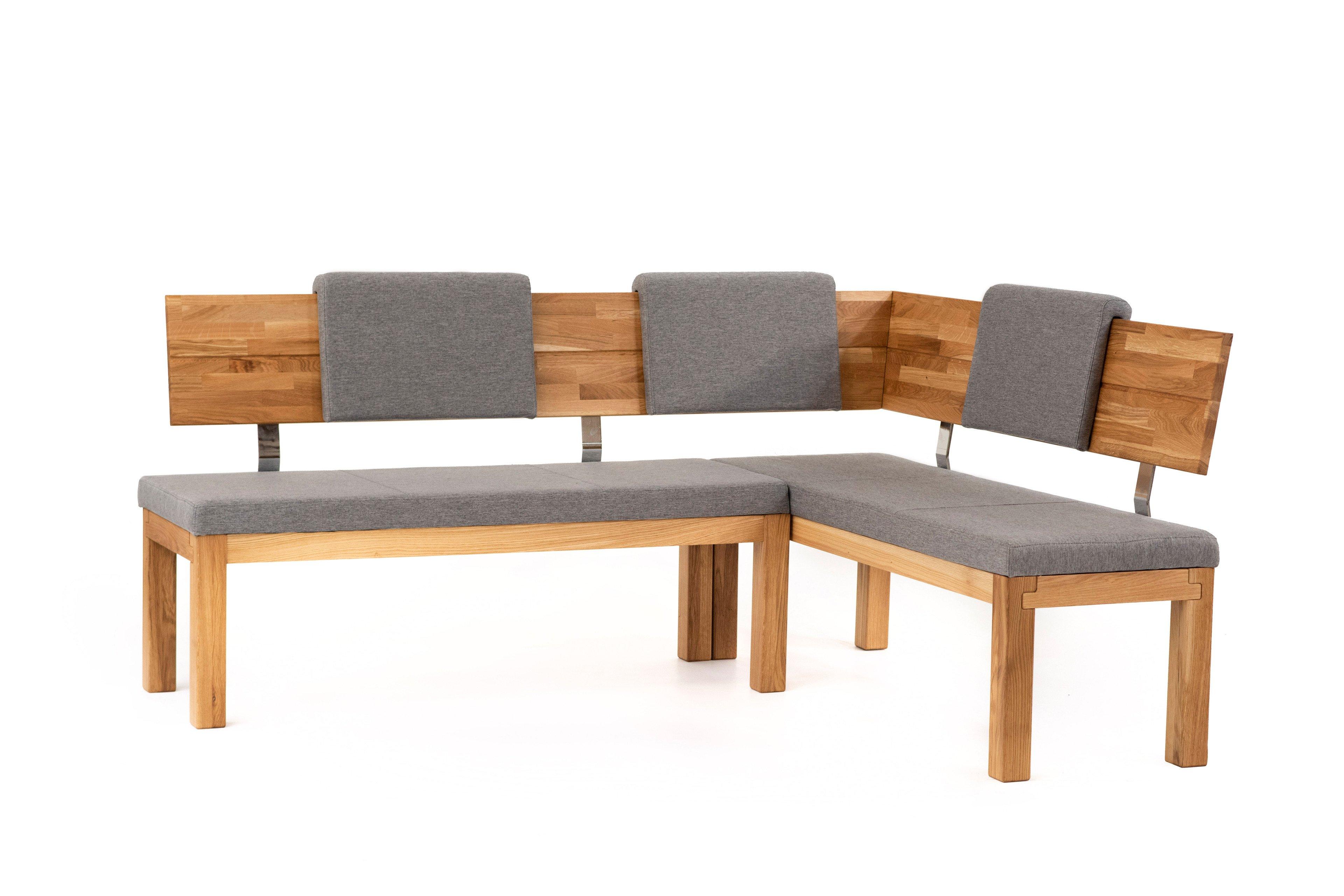 Catania Von Standard Furniture   Eckbank Kernbuche/ Dunkelbraun