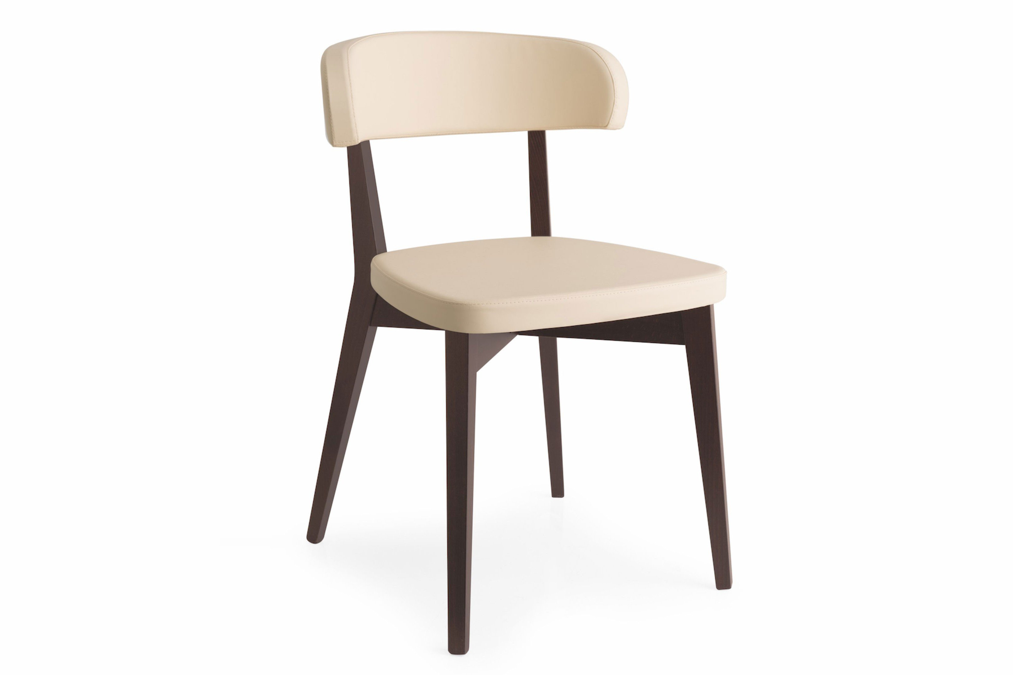 Connubia by calligaris stuhl siren haselnuss wenge for Calligaris outlet on line