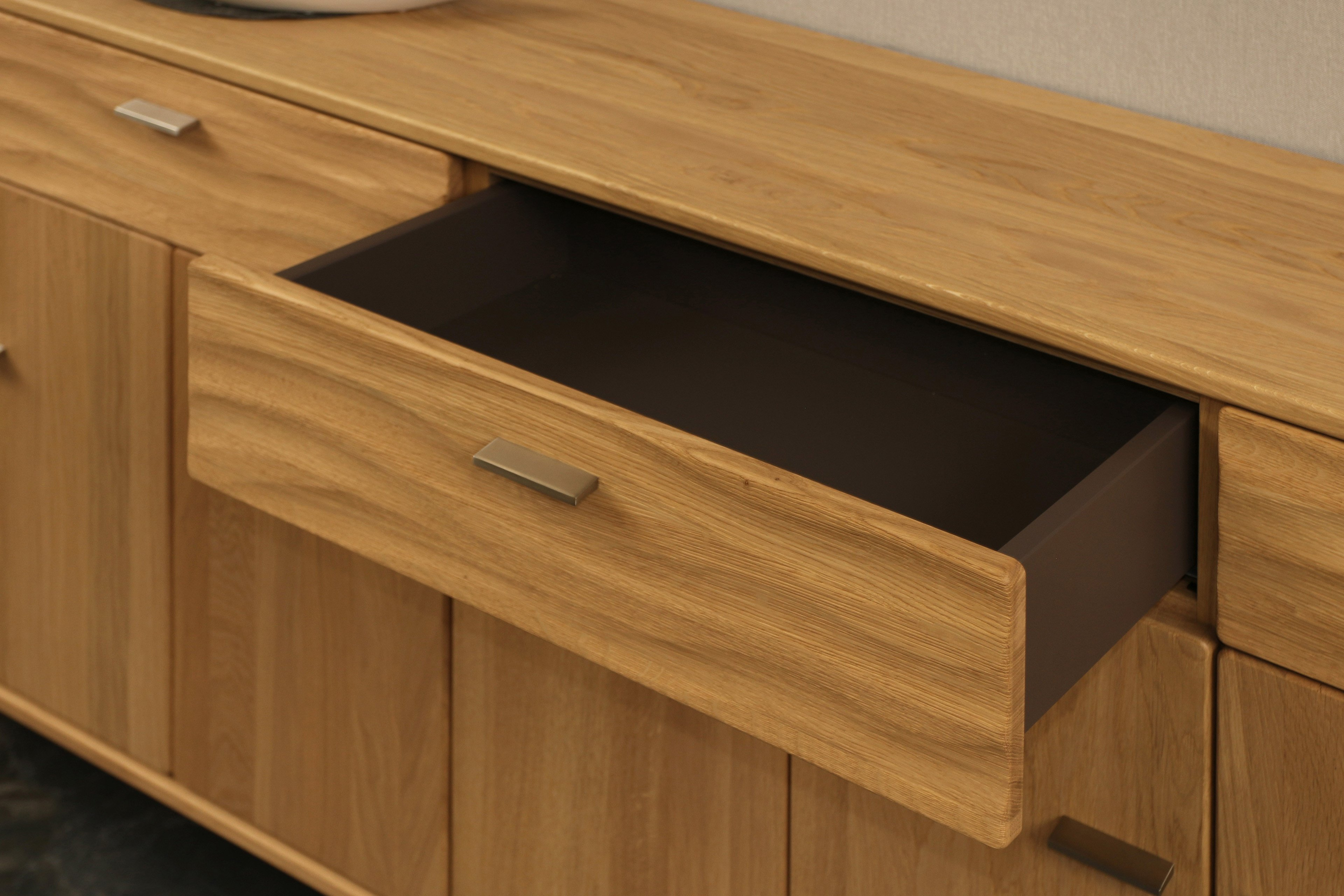 rietberger m belwerke sideboard lyon mit regal beleuchtung m bel letz ihr online shop. Black Bedroom Furniture Sets. Home Design Ideas