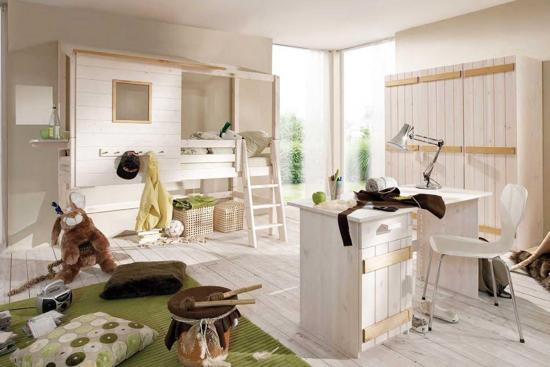 jugendzimmer hüttenzauber infanskids   möbel letz - ihr online-shop