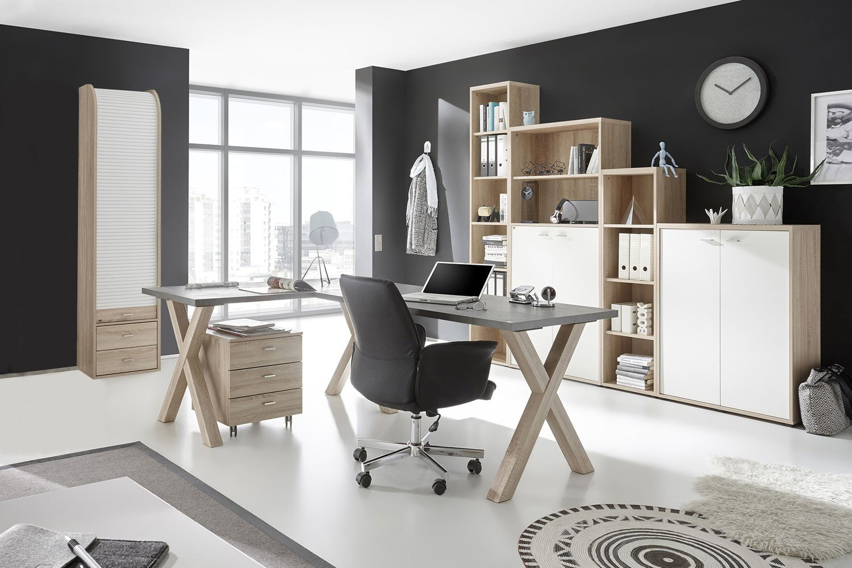 m usbacher mister office eckschreibtisch m bel letz ihr online shop. Black Bedroom Furniture Sets. Home Design Ideas