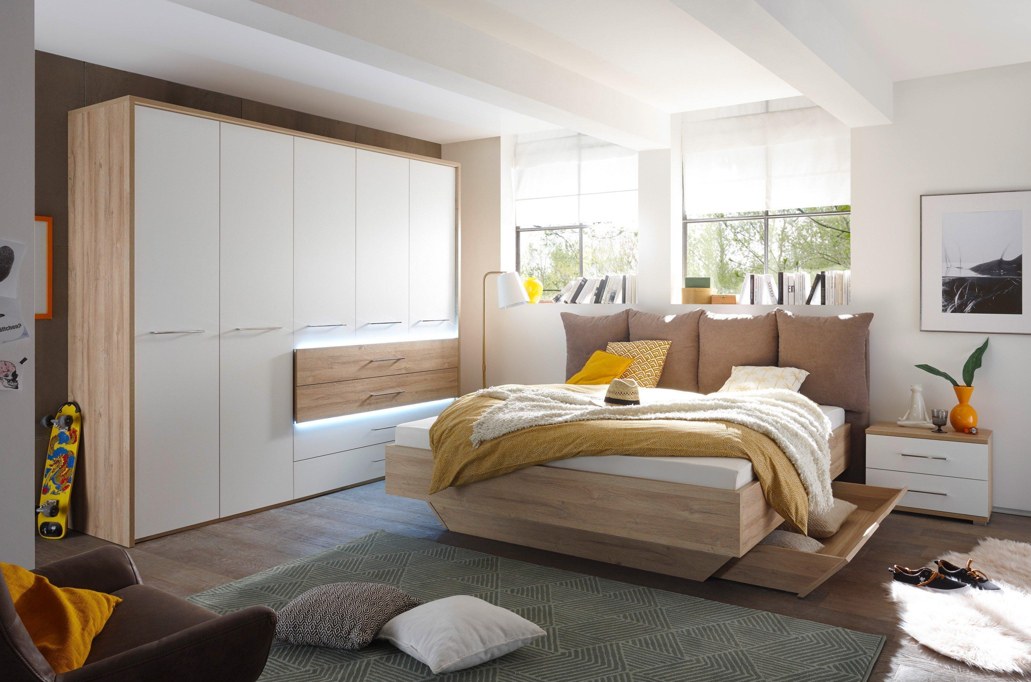 schlafkontor schlafzimmer gamma cleveland eiche nachbildung m bel letz ihr online shop. Black Bedroom Furniture Sets. Home Design Ideas