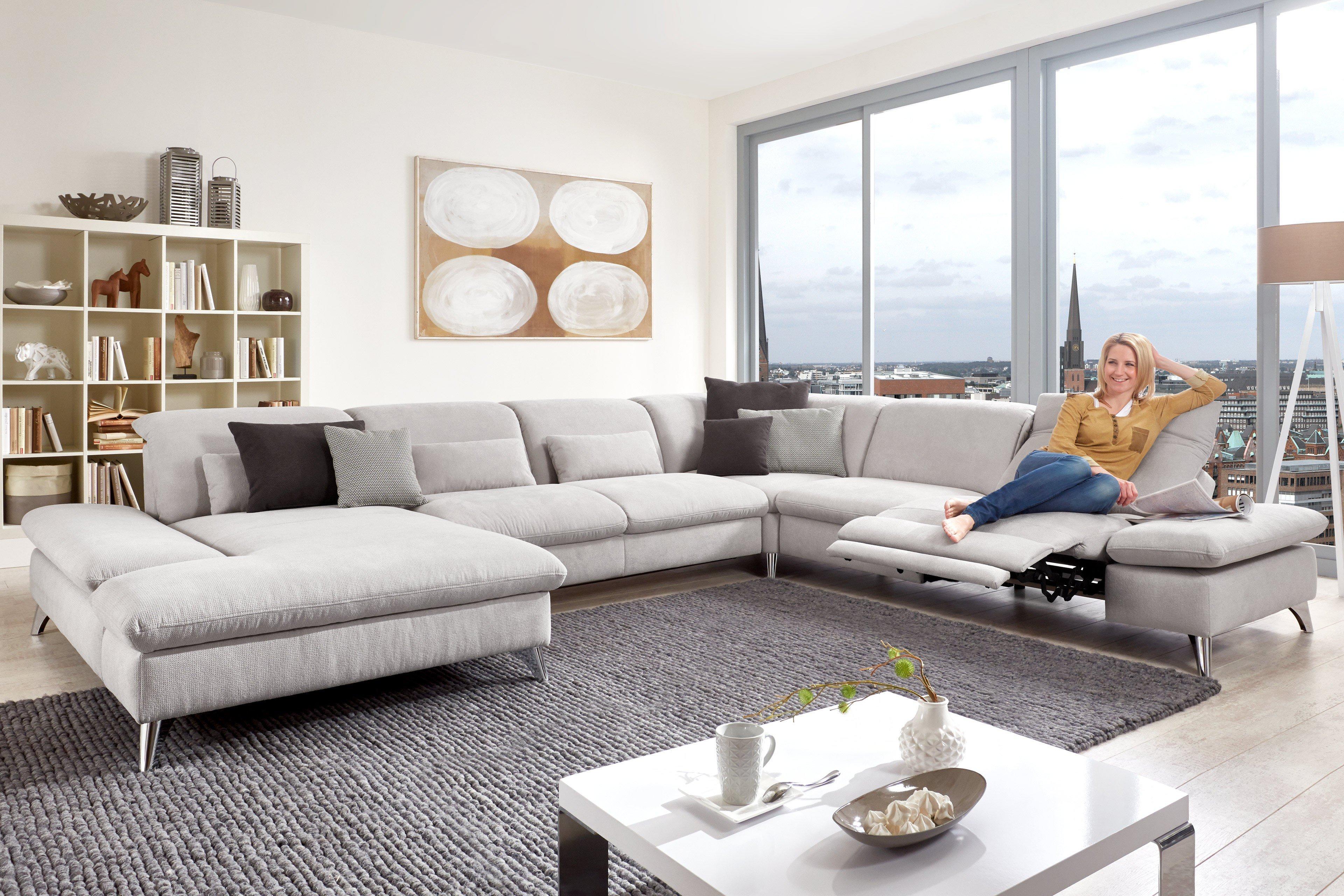 poco detroit wohnlandschaft hellgrau m bel letz ihr online shop. Black Bedroom Furniture Sets. Home Design Ideas