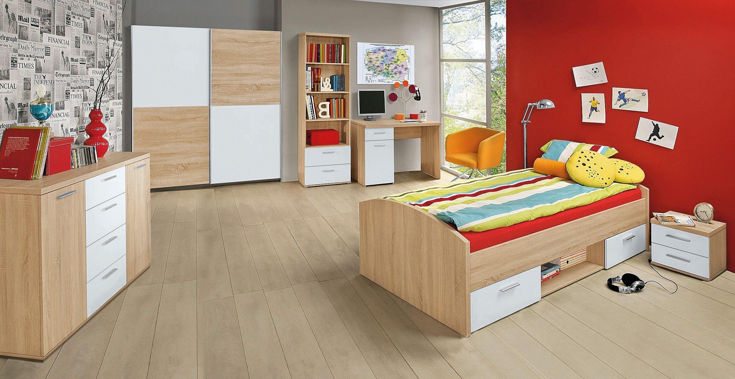 forte winnie kinder und jugendzimmer beton optik m bel letz ihr online shop. Black Bedroom Furniture Sets. Home Design Ideas