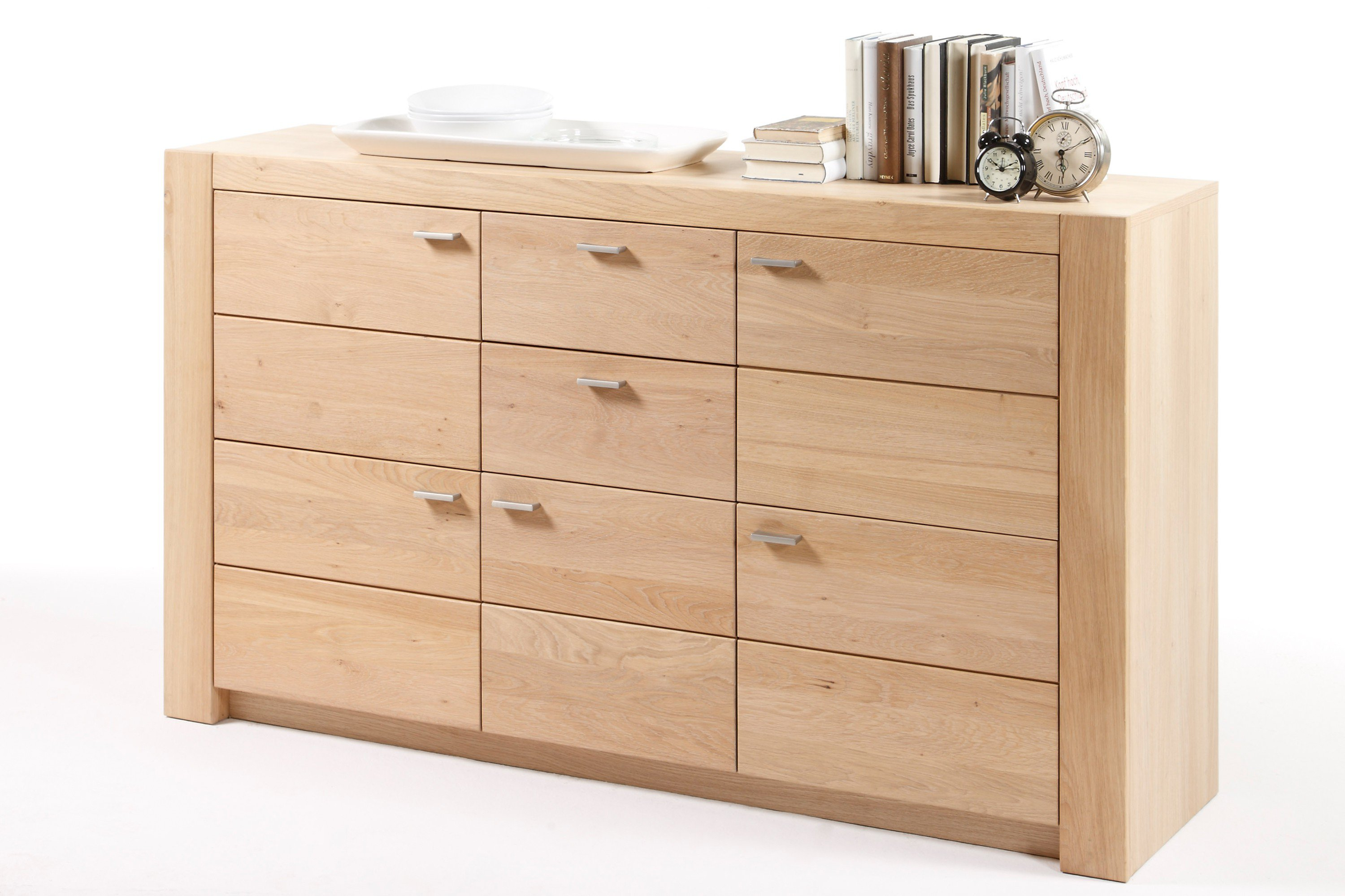 mca direkt sideboard madeira in eiche bianco m bel letz ihr online shop. Black Bedroom Furniture Sets. Home Design Ideas