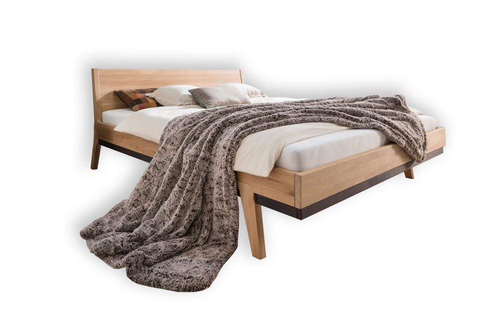 m h bett sarafina echtholz wildeiche bianco m bel letz ihr online shop. Black Bedroom Furniture Sets. Home Design Ideas