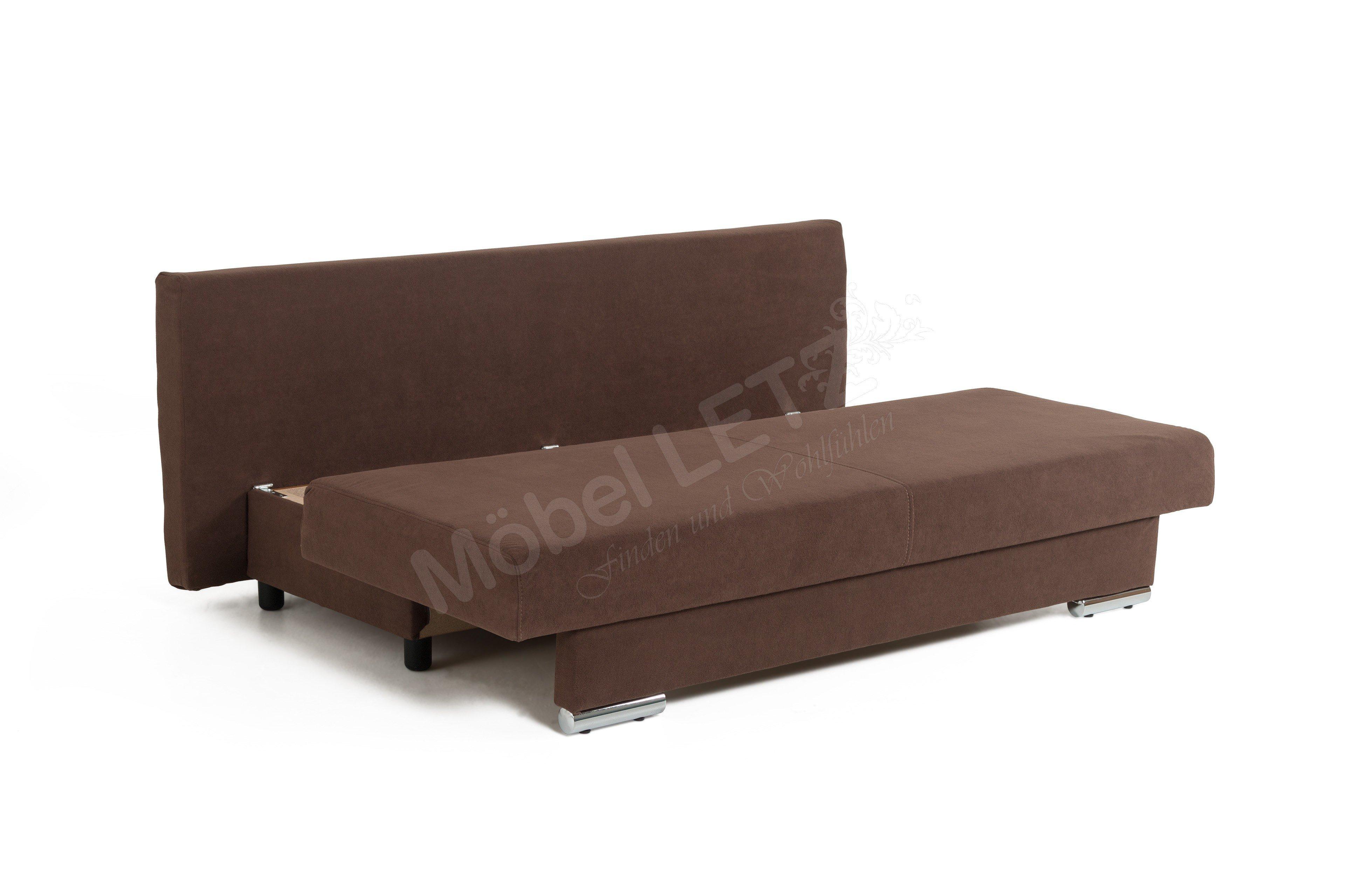 jockenh fer griffin angel schlafsofa in braun m bel letz ihr online shop. Black Bedroom Furniture Sets. Home Design Ideas