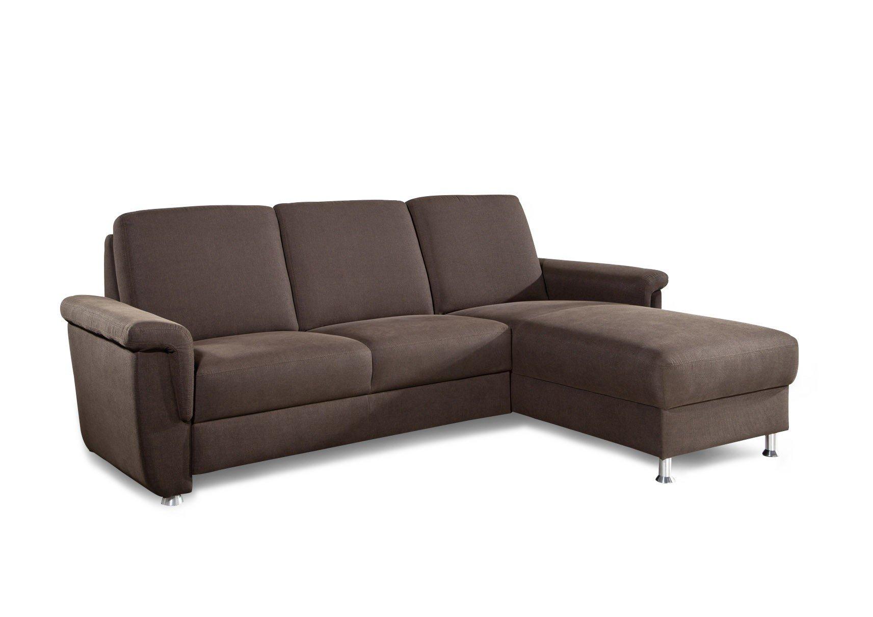 gruber polsterm bel imperial ecksofa in braun m bel letz ihr online shop. Black Bedroom Furniture Sets. Home Design Ideas
