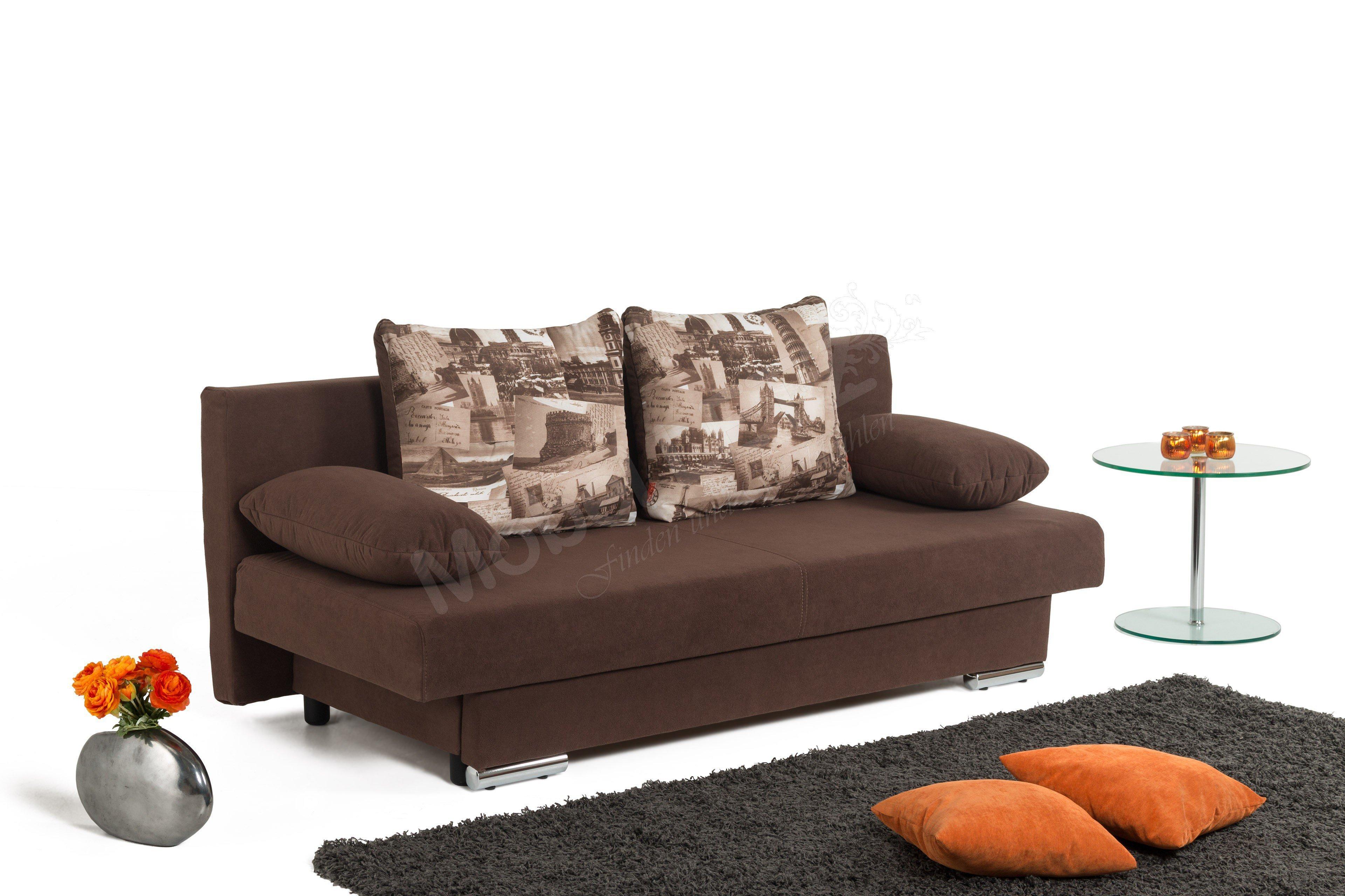 schlafsofa griffin angel jockenh fer in braun m bel letz ihr online shop. Black Bedroom Furniture Sets. Home Design Ideas