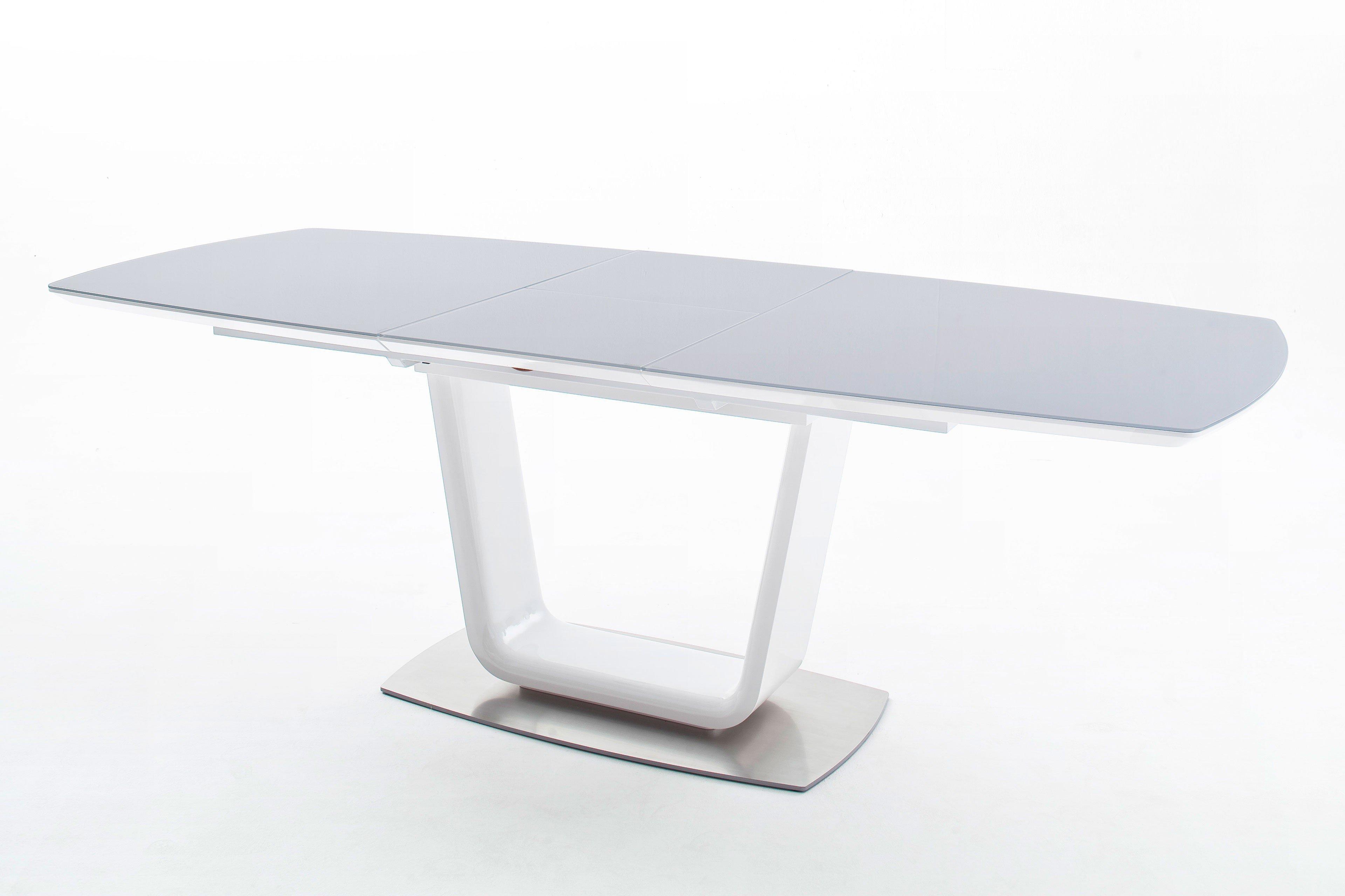 mca esstisch xander xa18hwgg grau wei m bel letz ihr. Black Bedroom Furniture Sets. Home Design Ideas