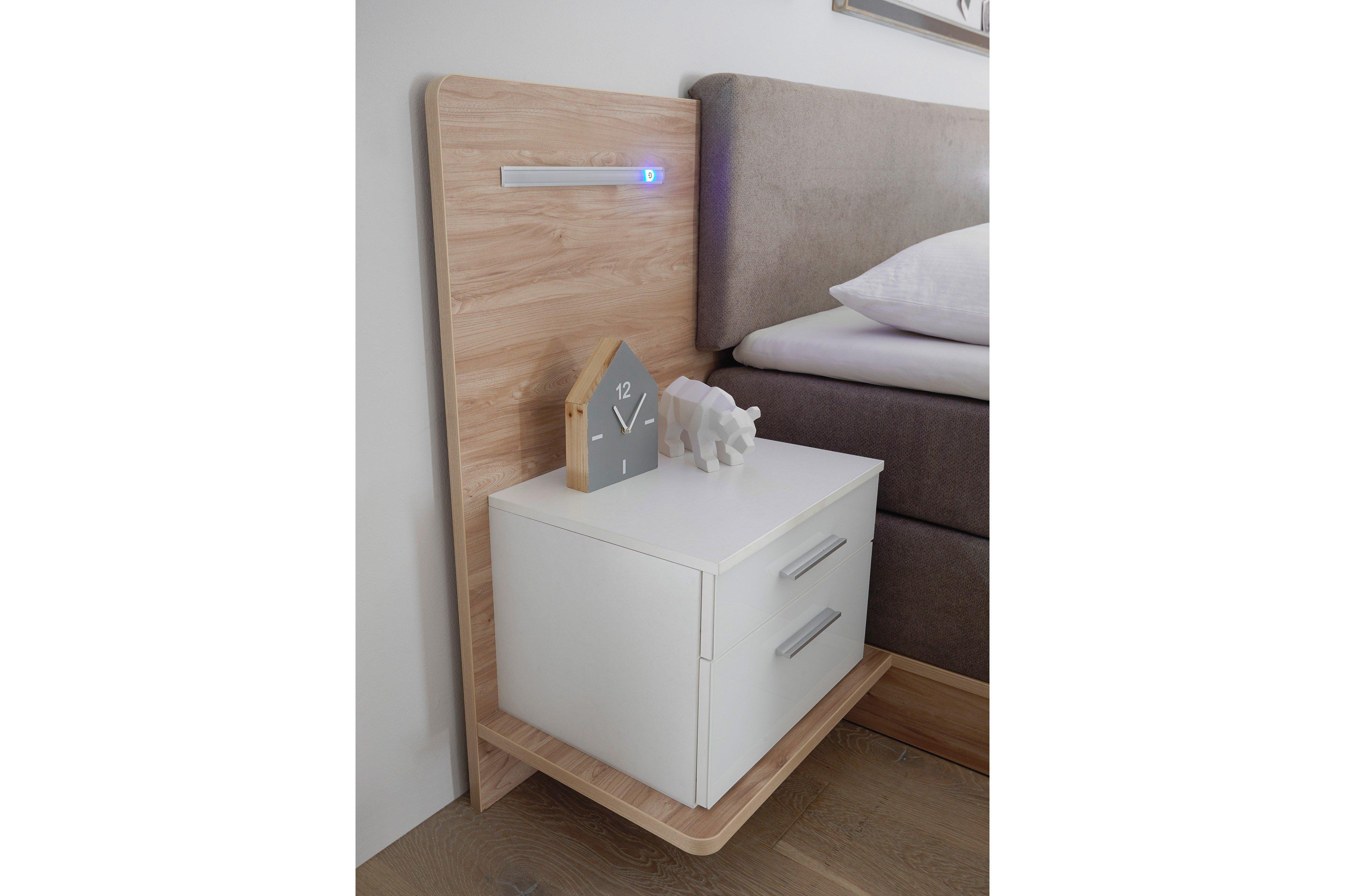SchlafKONTOR Malibu Komplett-Schlafzimmer | Möbel Letz - Ihr Online-Shop